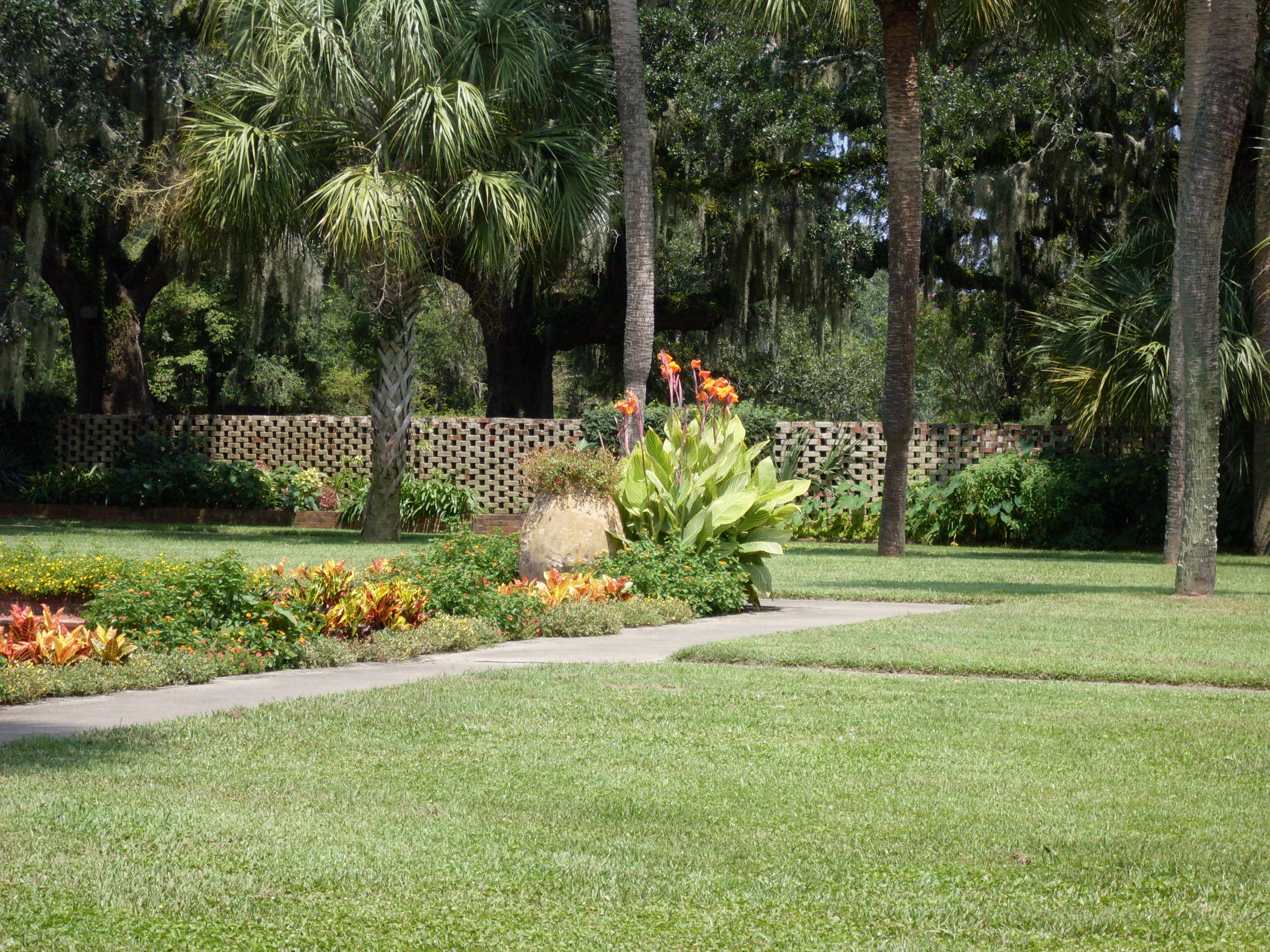 Brookgreen Gardens - Barb's Back Yard