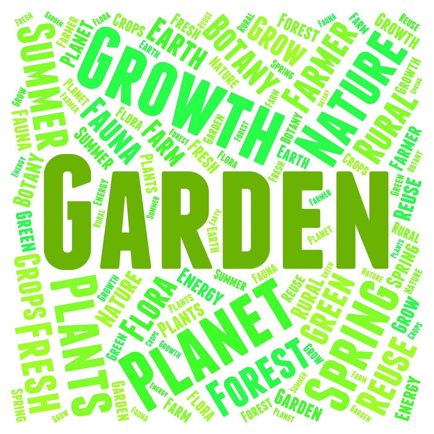Garden Word Means Gardens Lawns And Gardening, Backyard, Flowergarden, Garden, Gardening, HQ Photo