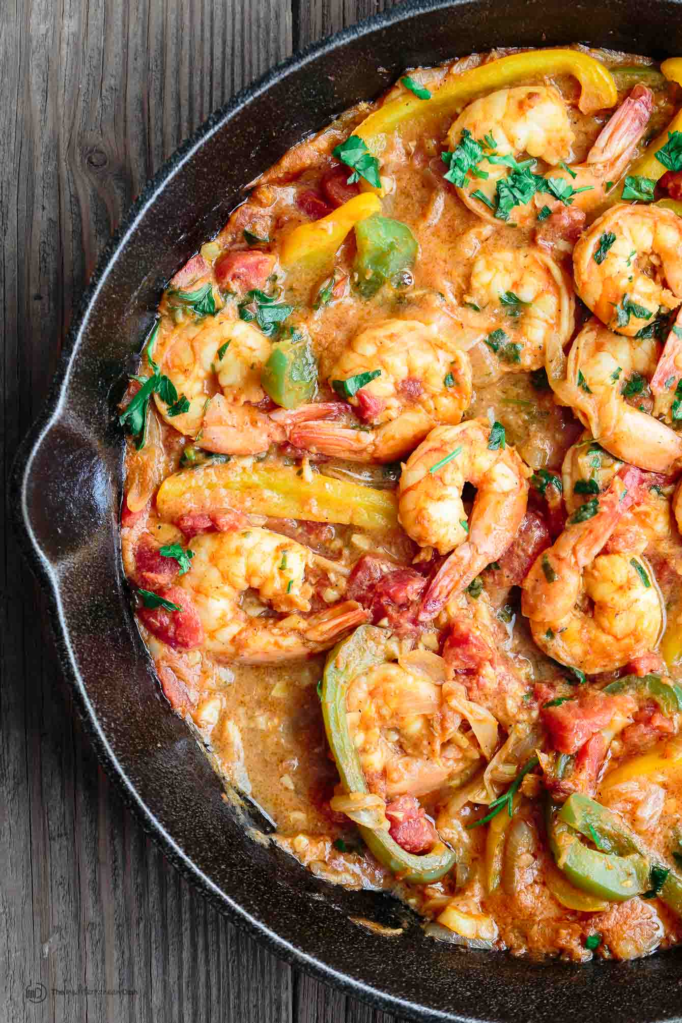 Easy Shrimp Recipe, Mediterranean-Style   The Mediterranean Dish