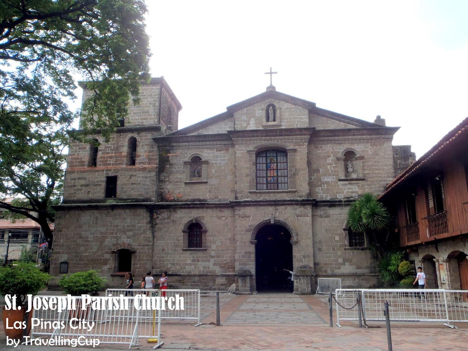 TravellingCup: St. Joseph Parish Church