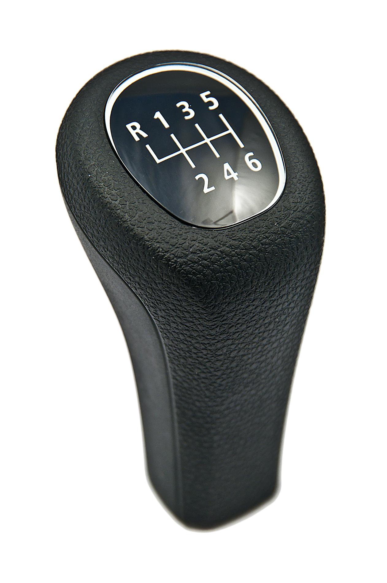 BMW Genuine 6-Speed Gear Stick Knob Black E83/E84/E87/E90/E91/F25 ...