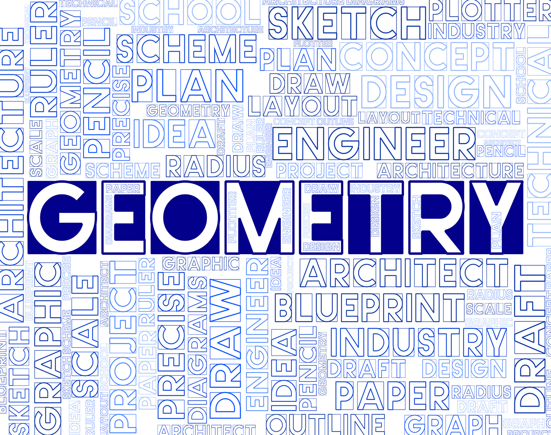 Geometry words means measurement geometer and topology photo