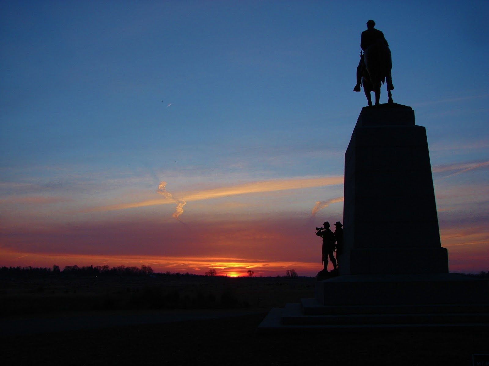 Our Country's Fiery Ordeal: Gettysburg Conference Day 2: Sunrise and ...