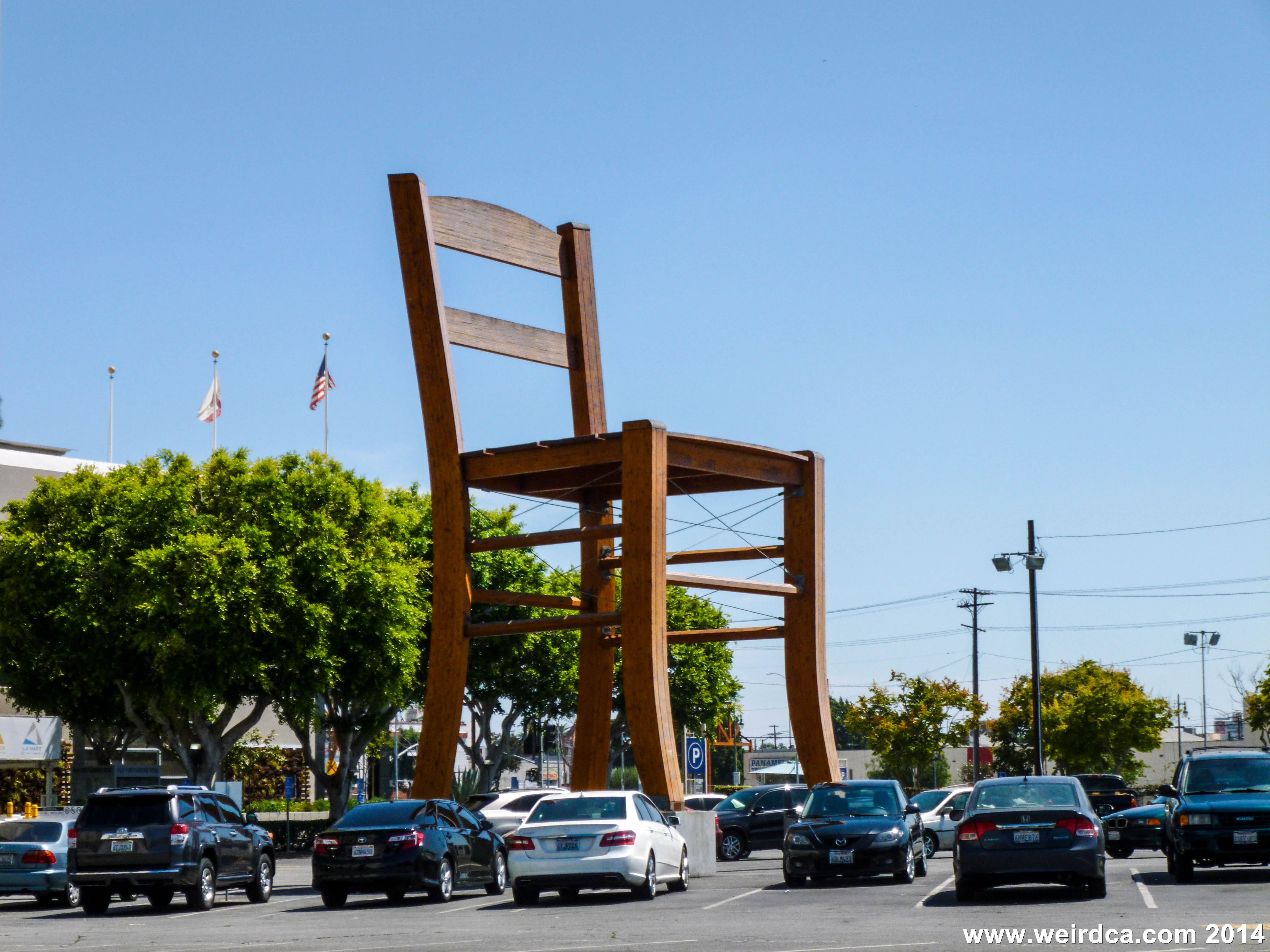 Big Chair - Weird California