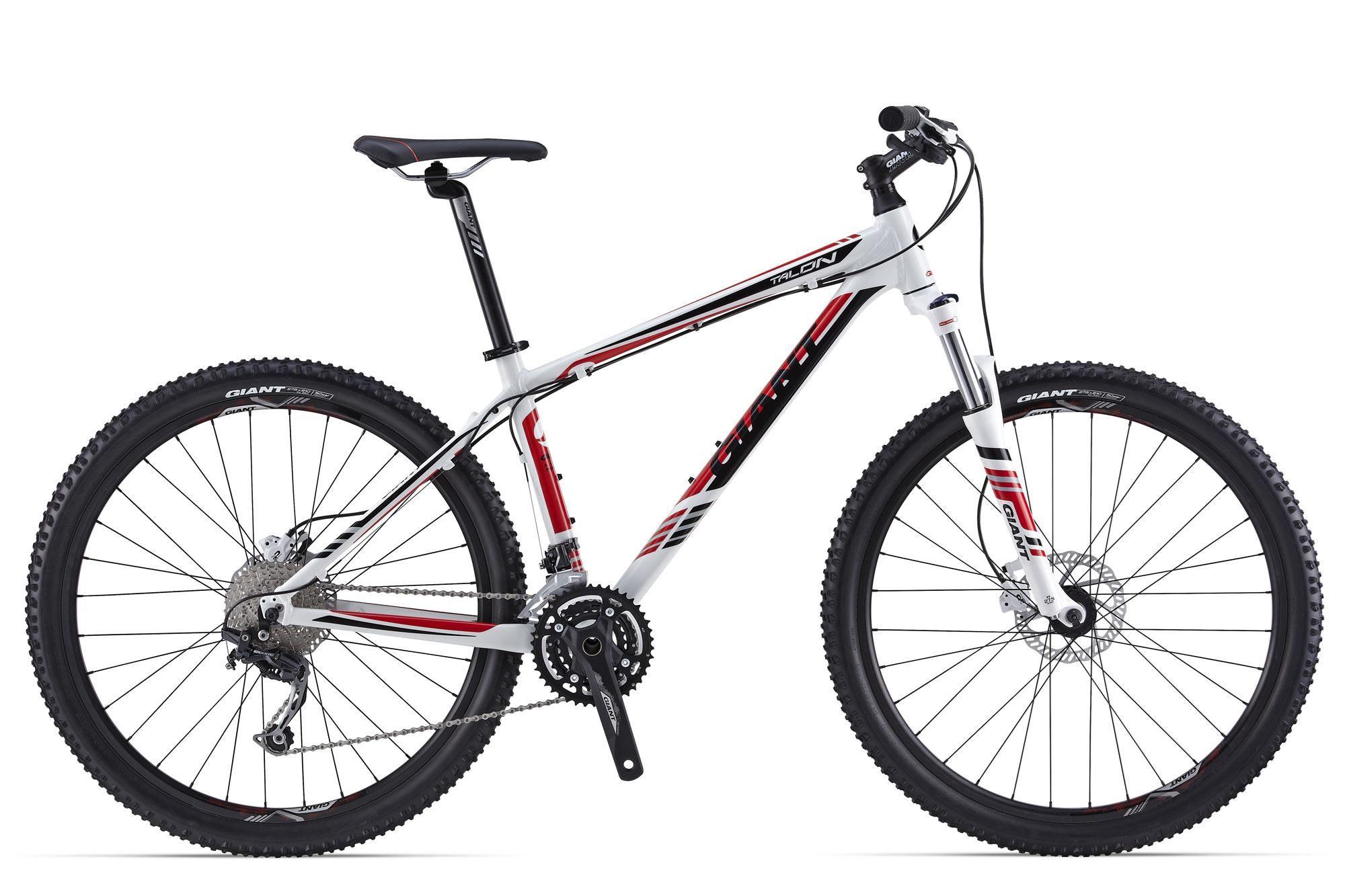 2014 Giant Talon 27.5 3 (White) (2014) - Giant Bicycles   United Kingdom