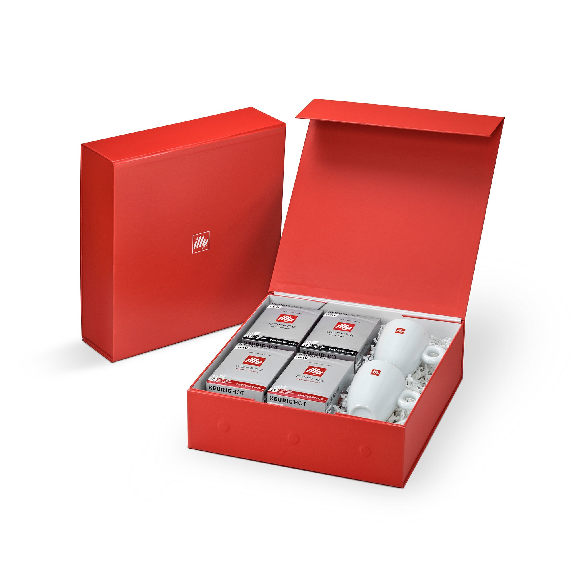Customizable Coffee Gift Sets - illy eShop