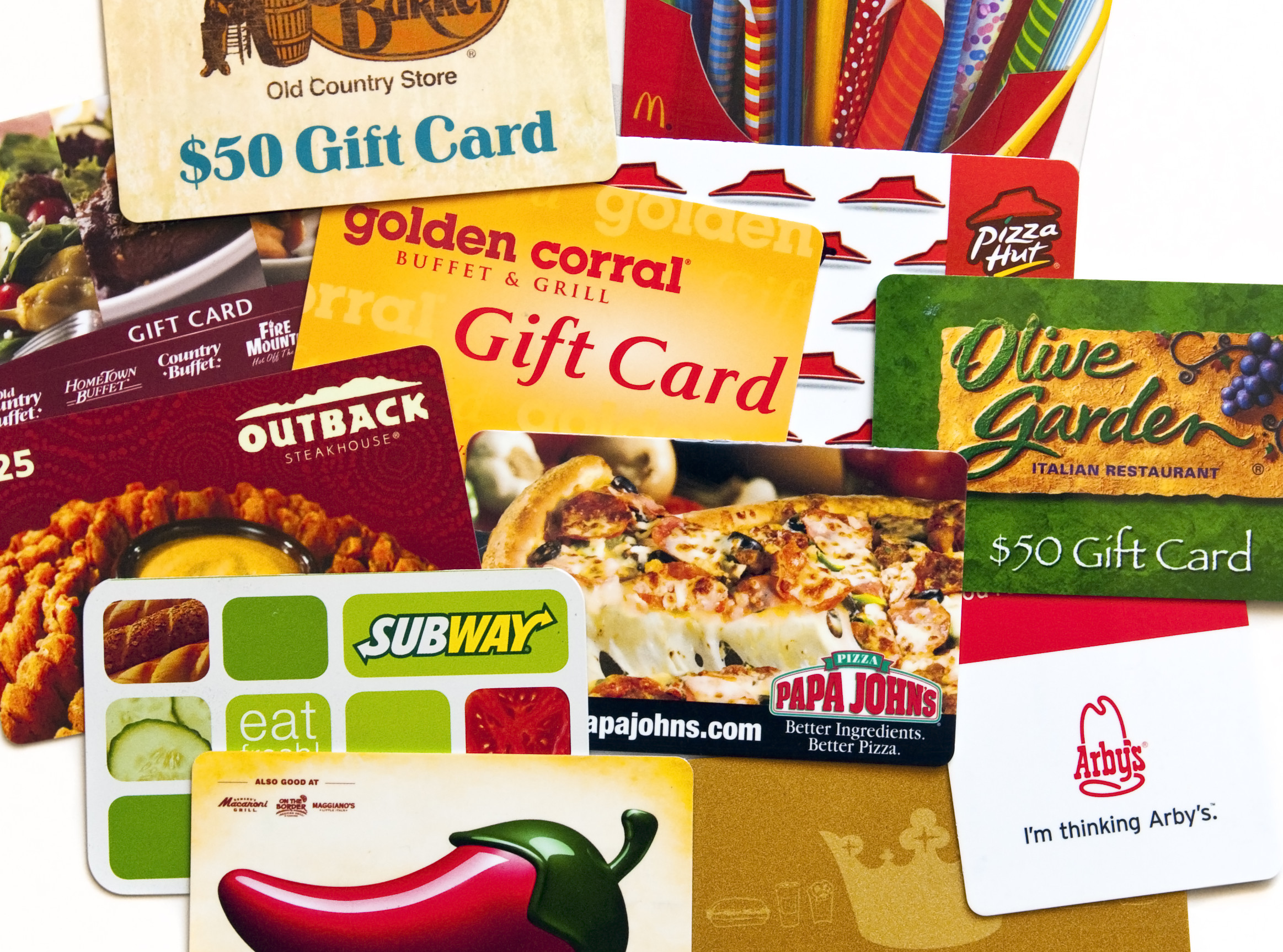 One for You, One for Me: The Best BOGO Gift Card Freebies