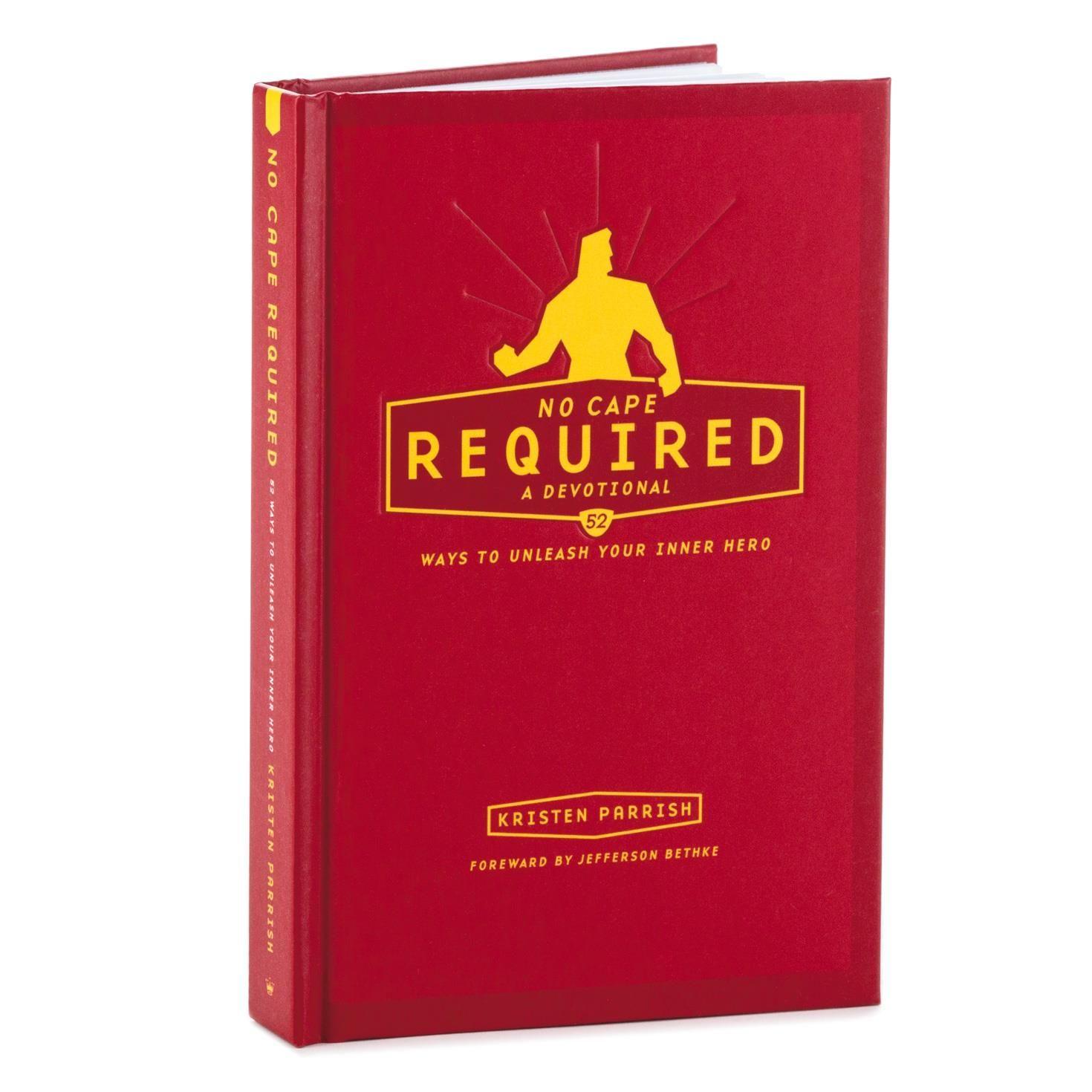 No Cape Required Gift Book - Religious Books - Hallmark