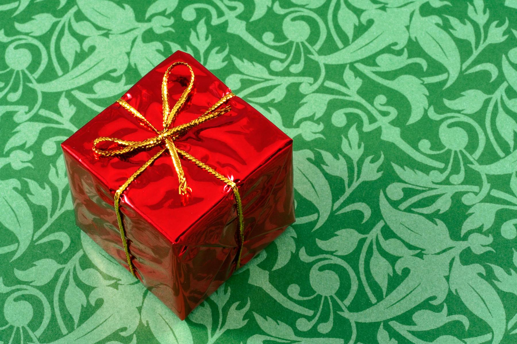 Gift Box Close-up, Bow, Resource, Ornament, Ornamental, HQ Photo