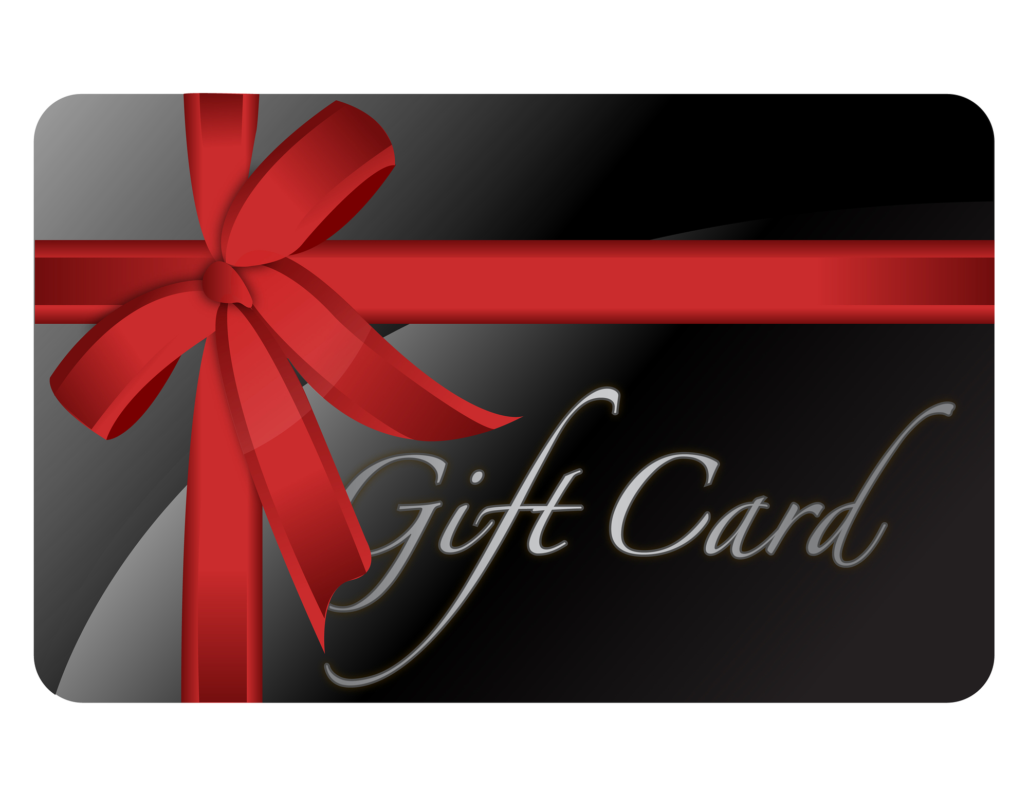 Gift card photo