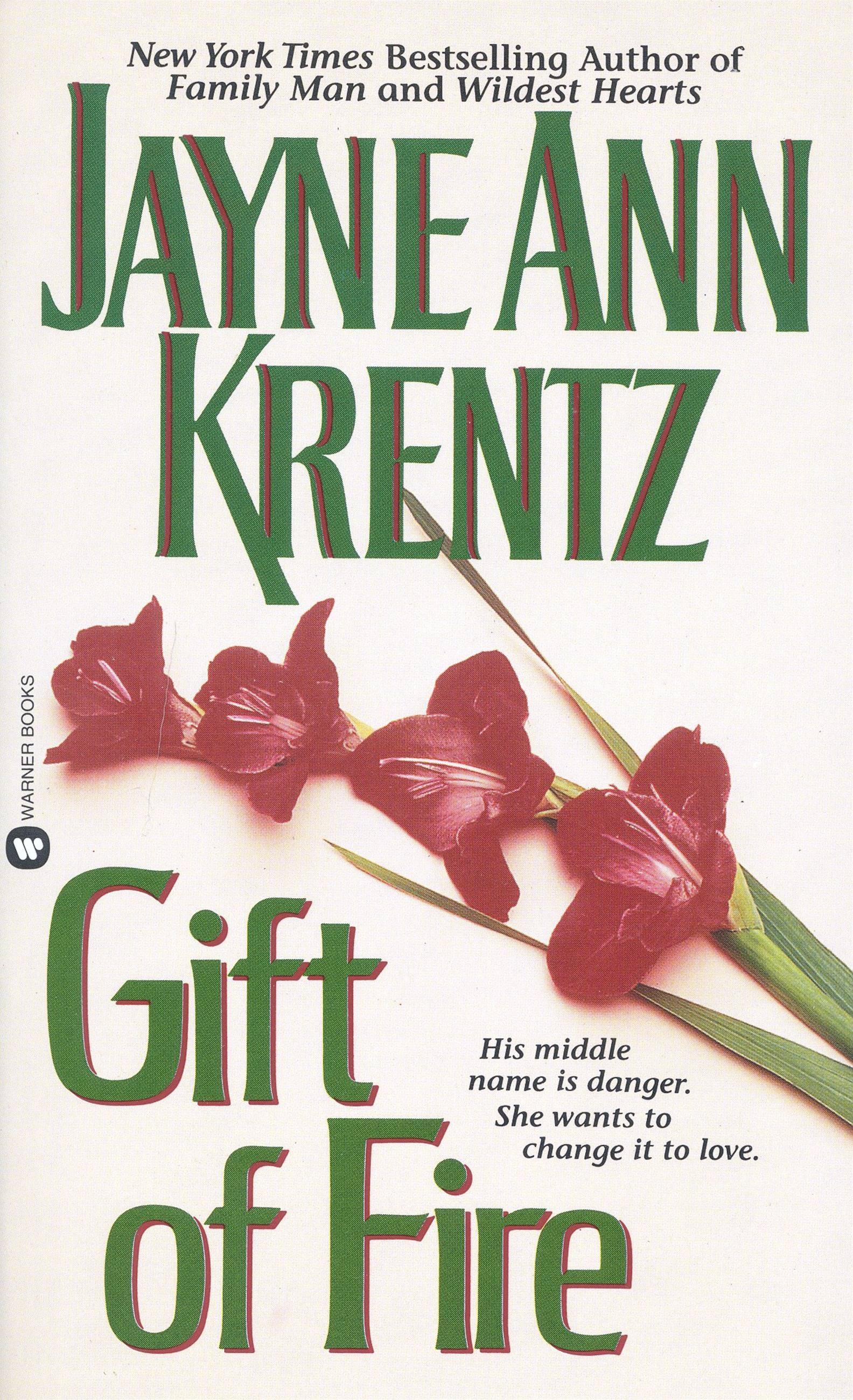 Gift of Fire (könyv) - Jayne Ann Krentz | Rukkola.hu
