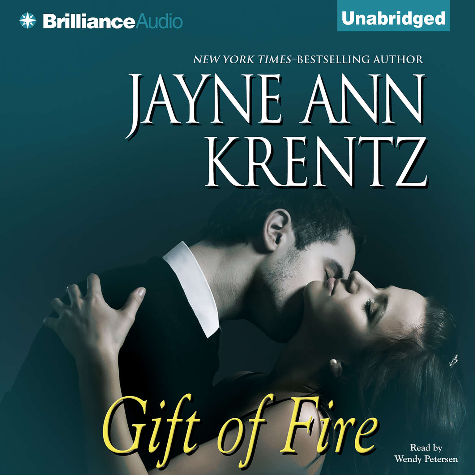 Gift of Fire - Audiobook | Listen Instantly!
