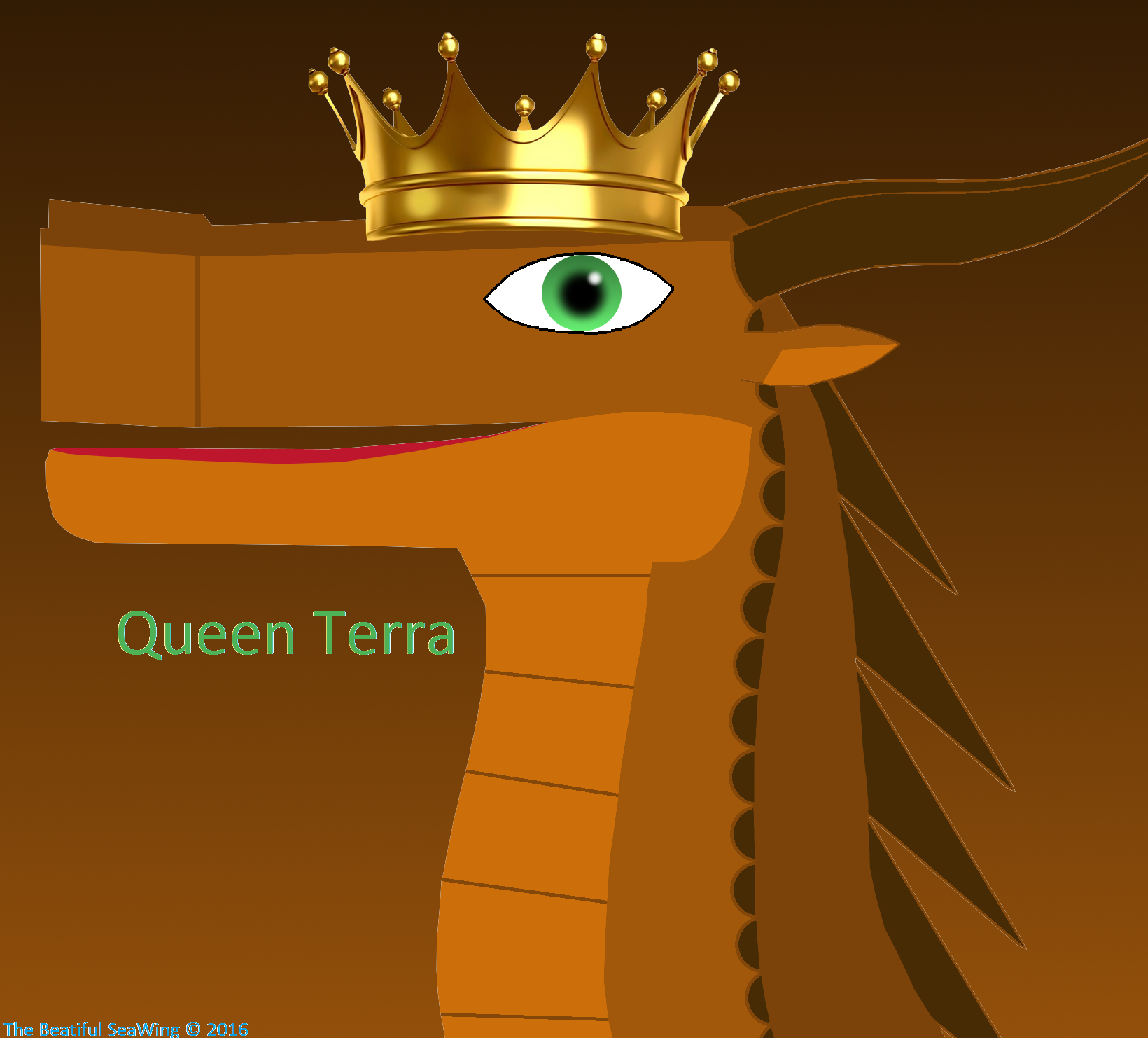 Image - Gift for Queen Terra.png | Wings of Fire Wiki | FANDOM ...