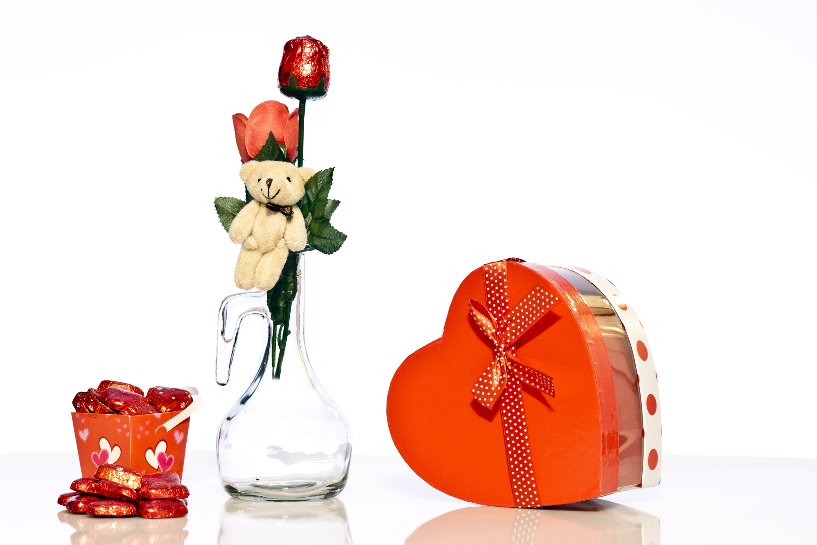Gifts for Valentines Day, Affection, Romantic, Package, Paper, HQ Photo