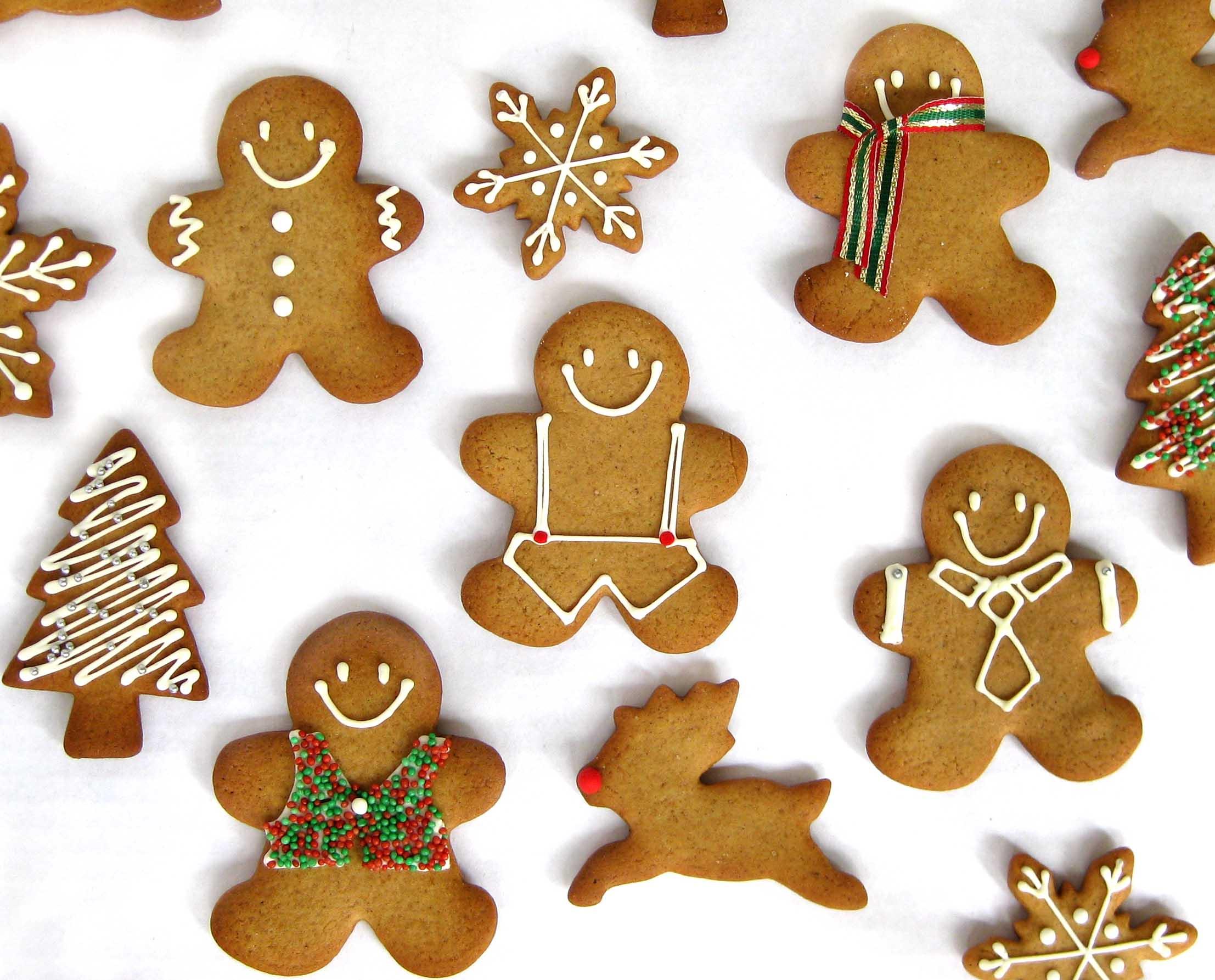 Ho Ho Ho – It's Gingerbread Time! | The Cookie Shop