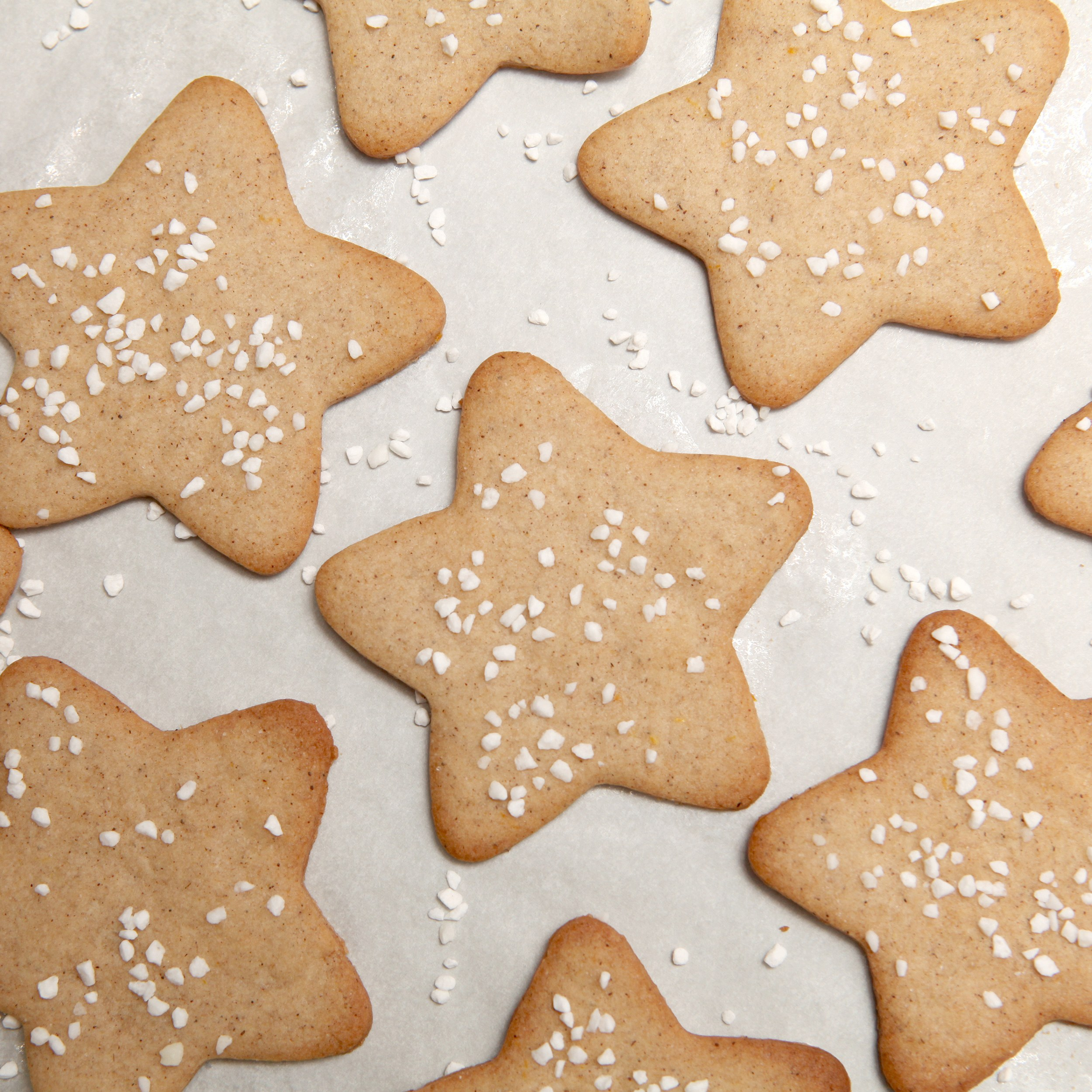 Pepparkakor (Swedish Ginger Cookies) recipe | Epicurious.com