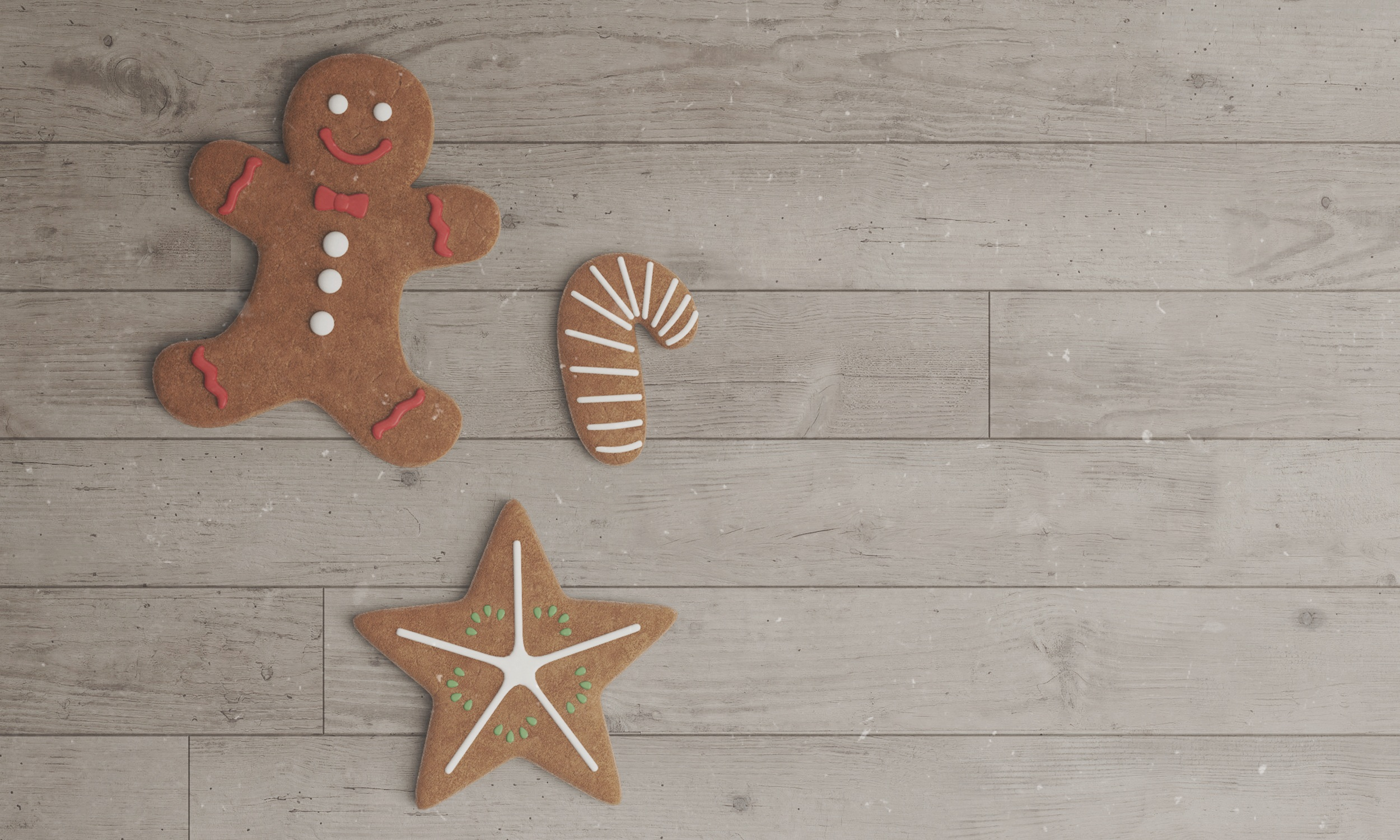 Gingerbread Christmas Cookies, Bake, Baked, Biscuit, Christmas, HQ Photo