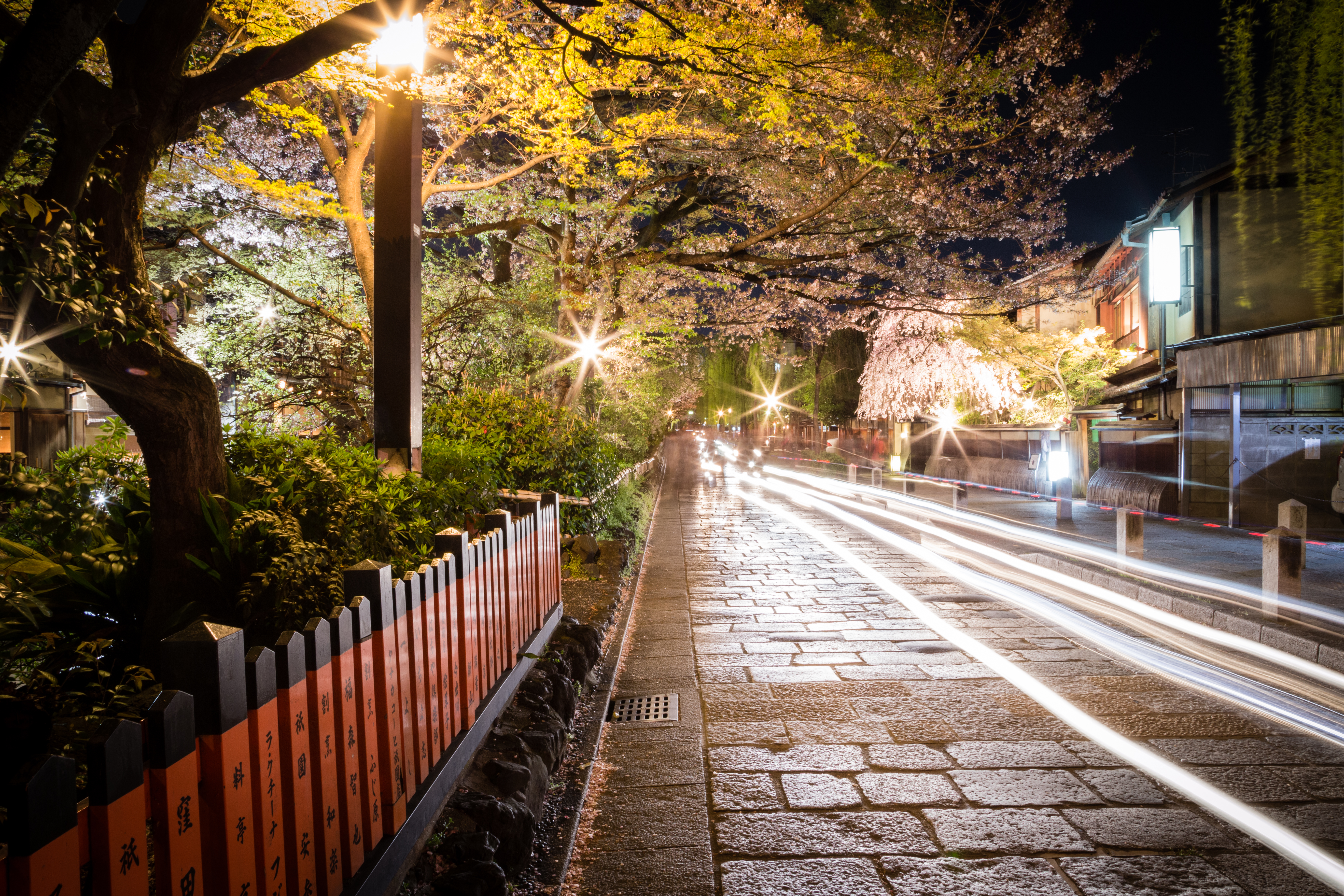 Gion Rush Hour, 6D, Kyoto, South East Asia, Outdoor, HQ Photo