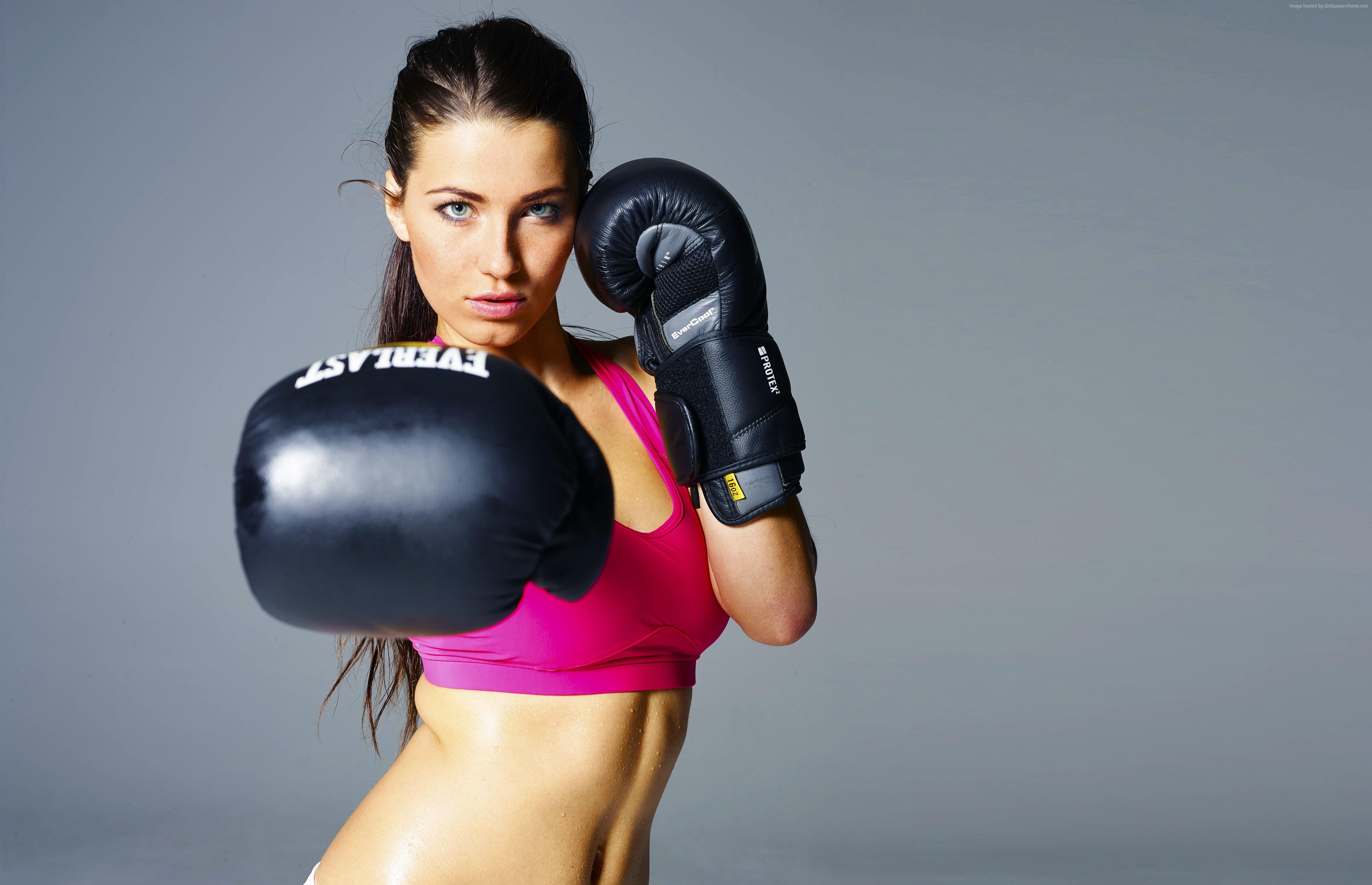 Sport girl photo