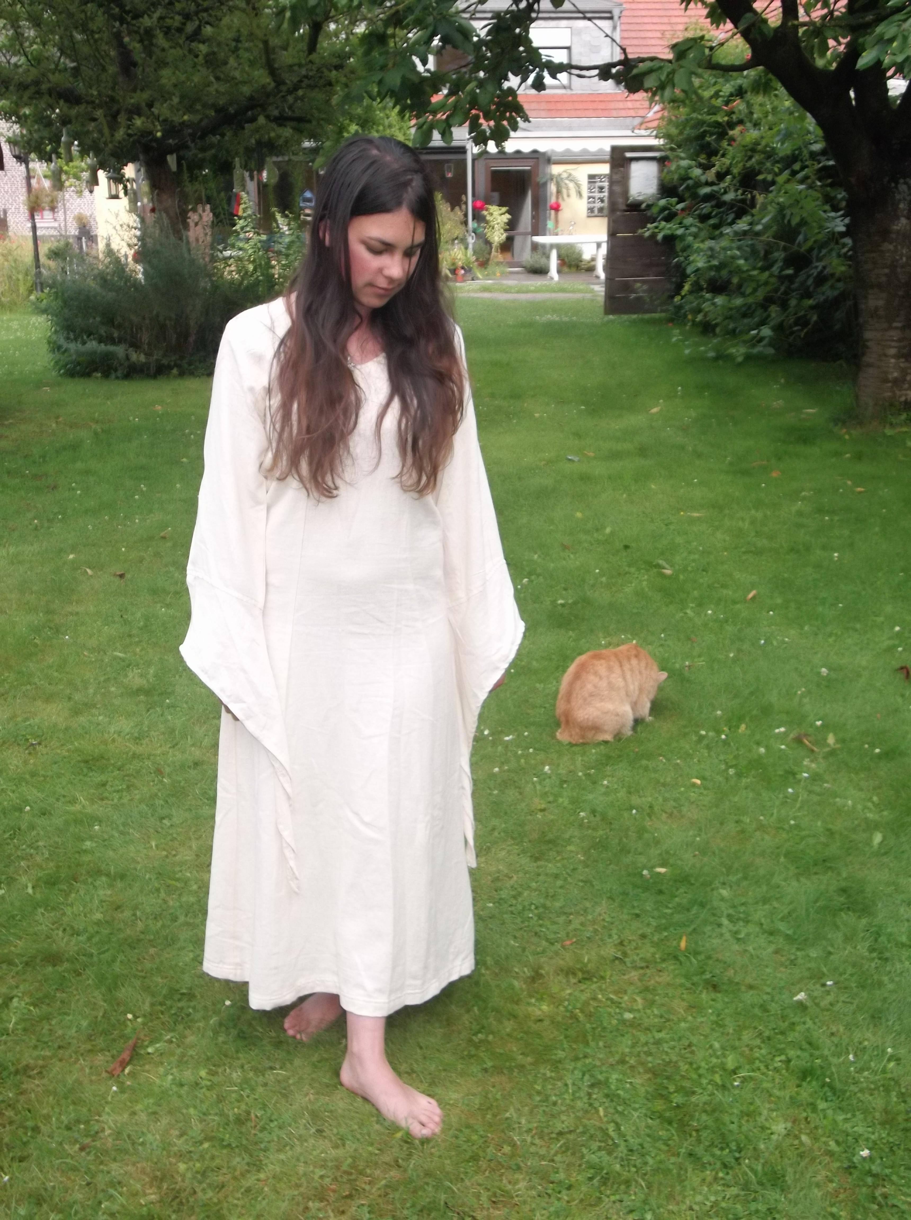 girl in white dress Stock by NaomiFan on DeviantArt