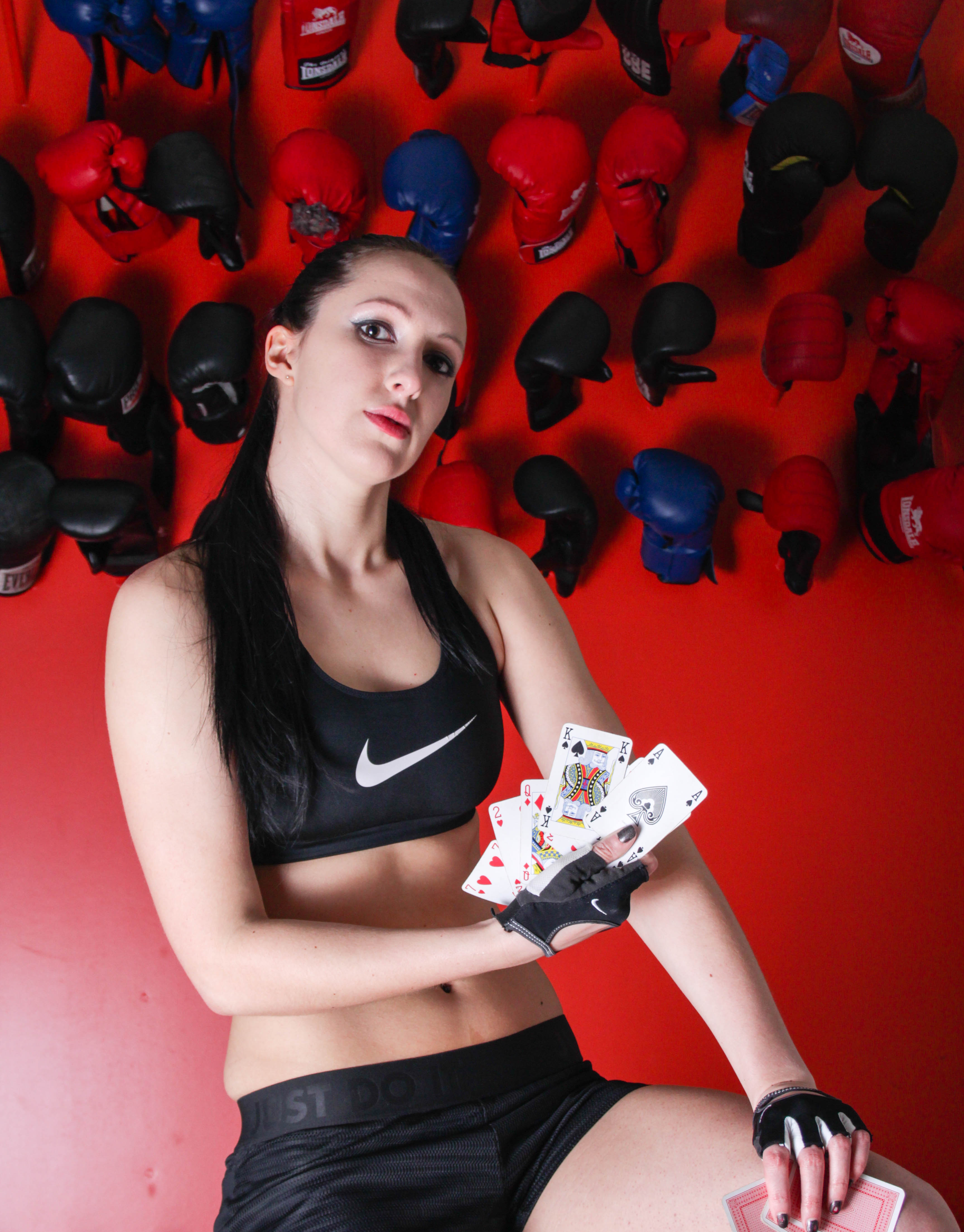 Girl Power, Ace, Attitude, Boxing, Cancer, HQ Photo