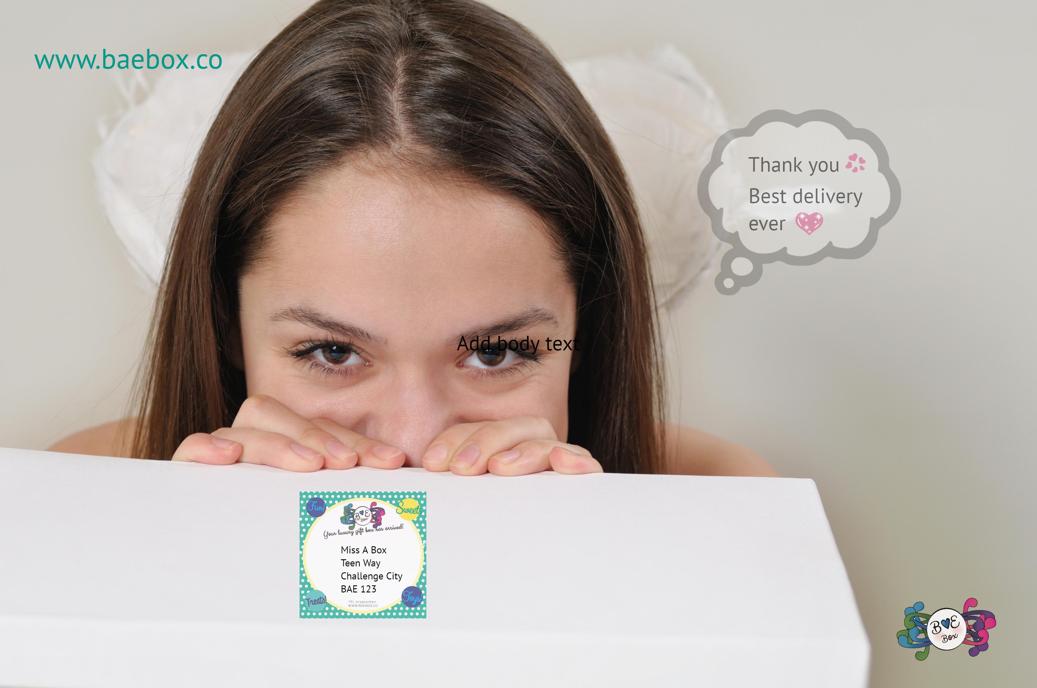 GIRLS STUDENT BOX | baebox