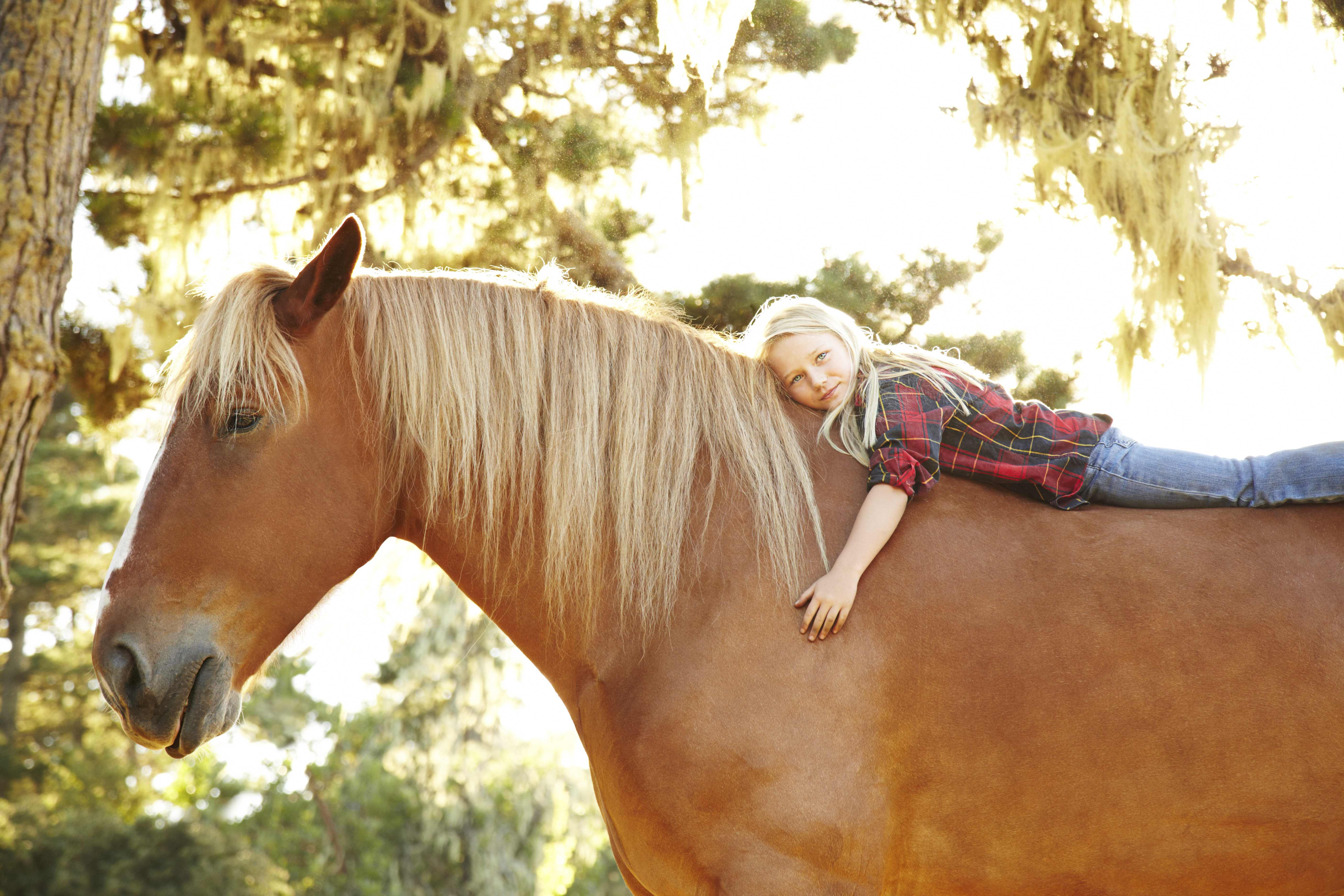 10 Reasons Your Teenage Daughter Should Own a Horse
