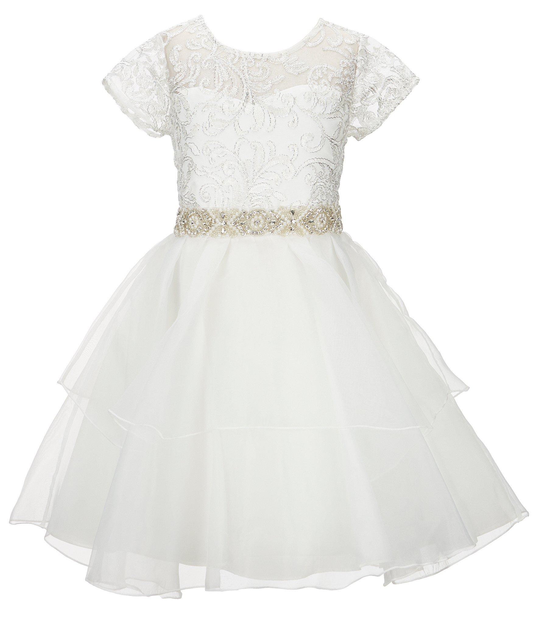 White Girls' Dresses | Dillards