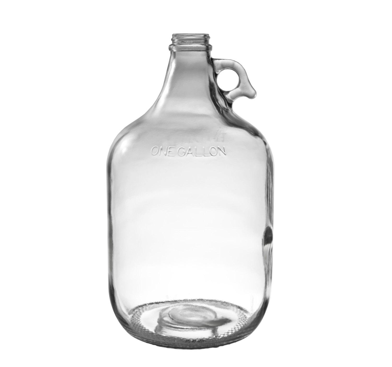 Glass bottles photo
