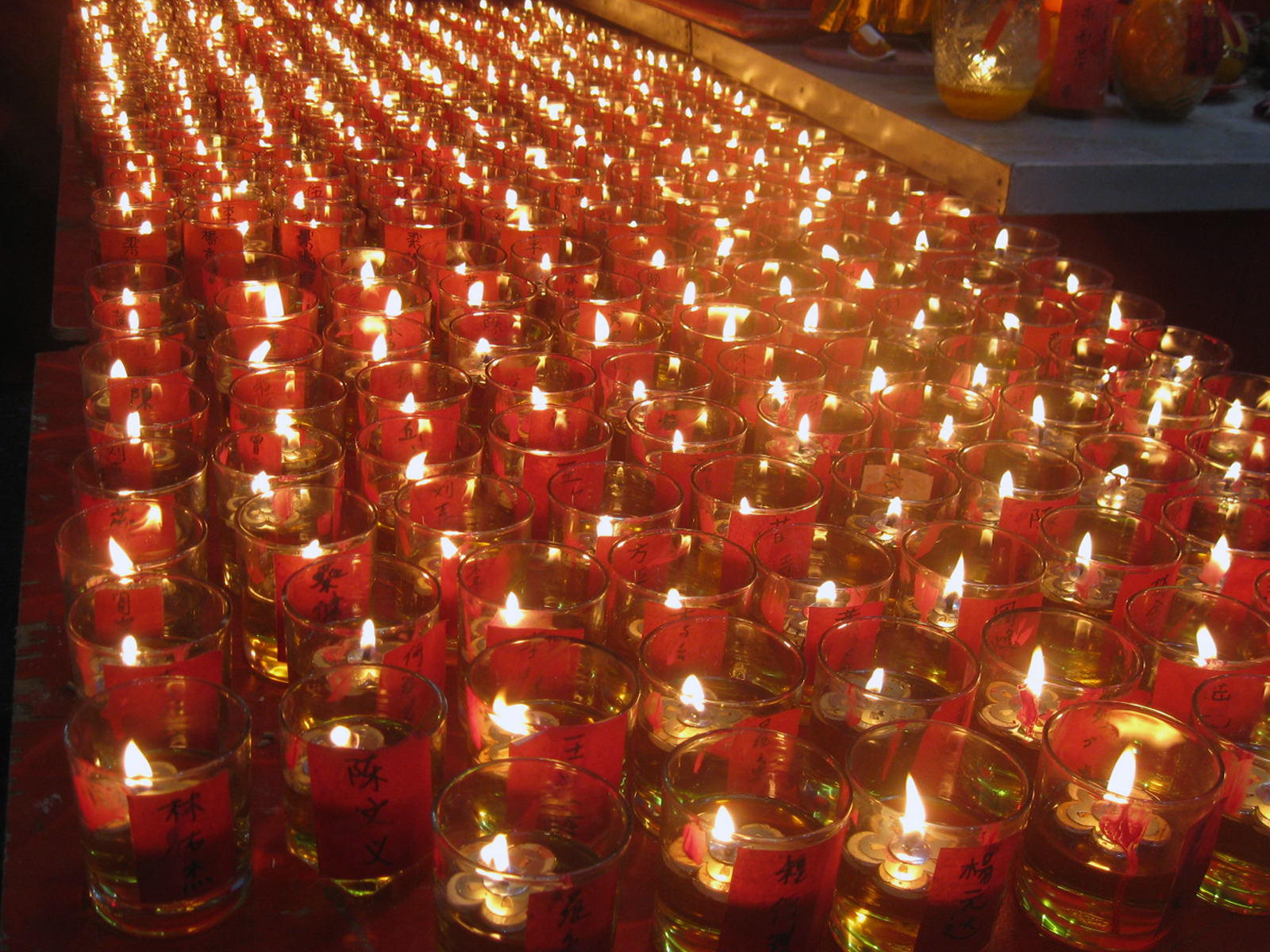Glass Candles, Candles, Chinese, Evening, Festival, HQ Photo