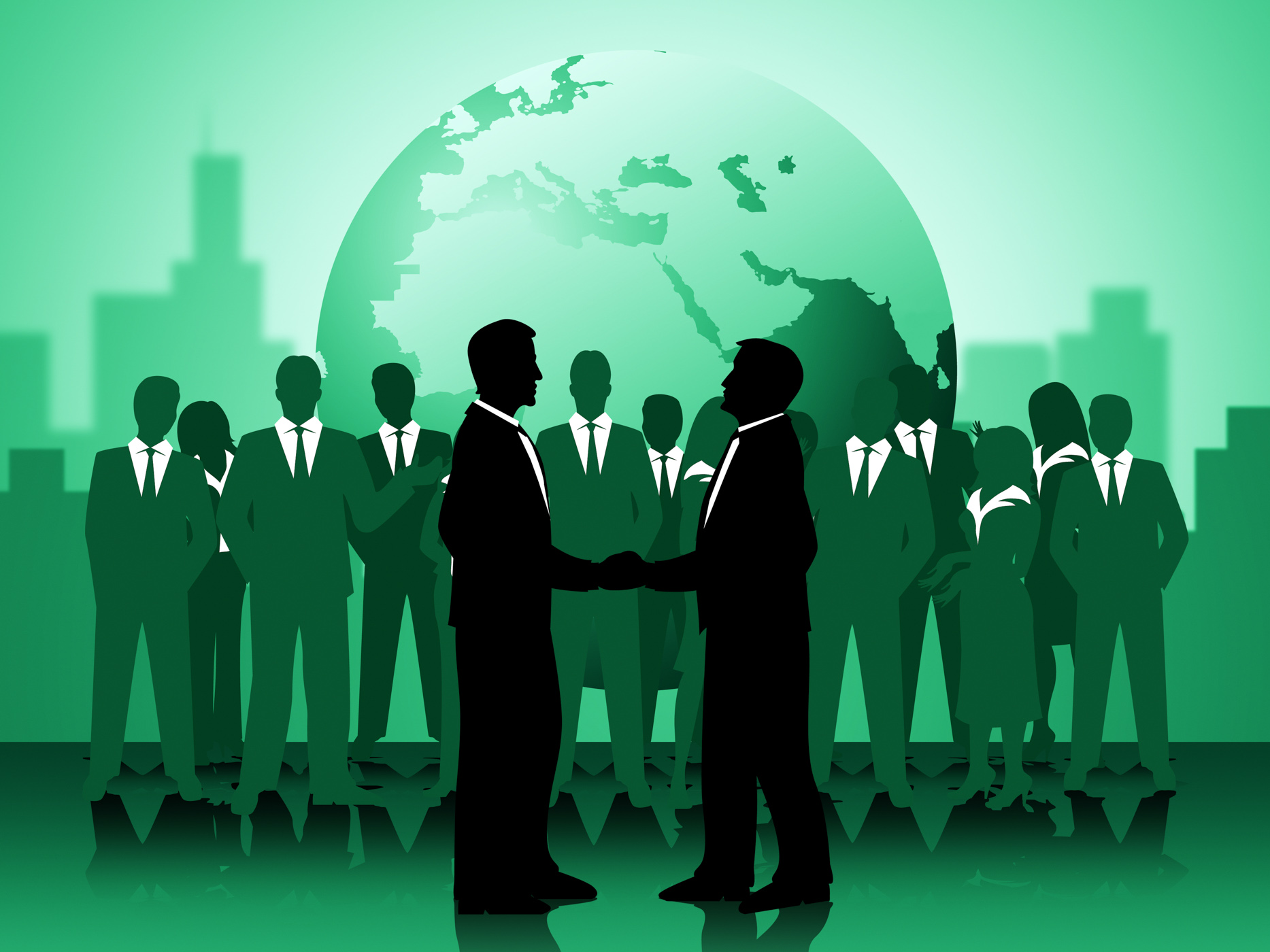 Globe Partnership Means Working Together And Earth, Planet, Worldly, Worktogether, Unity, HQ Photo