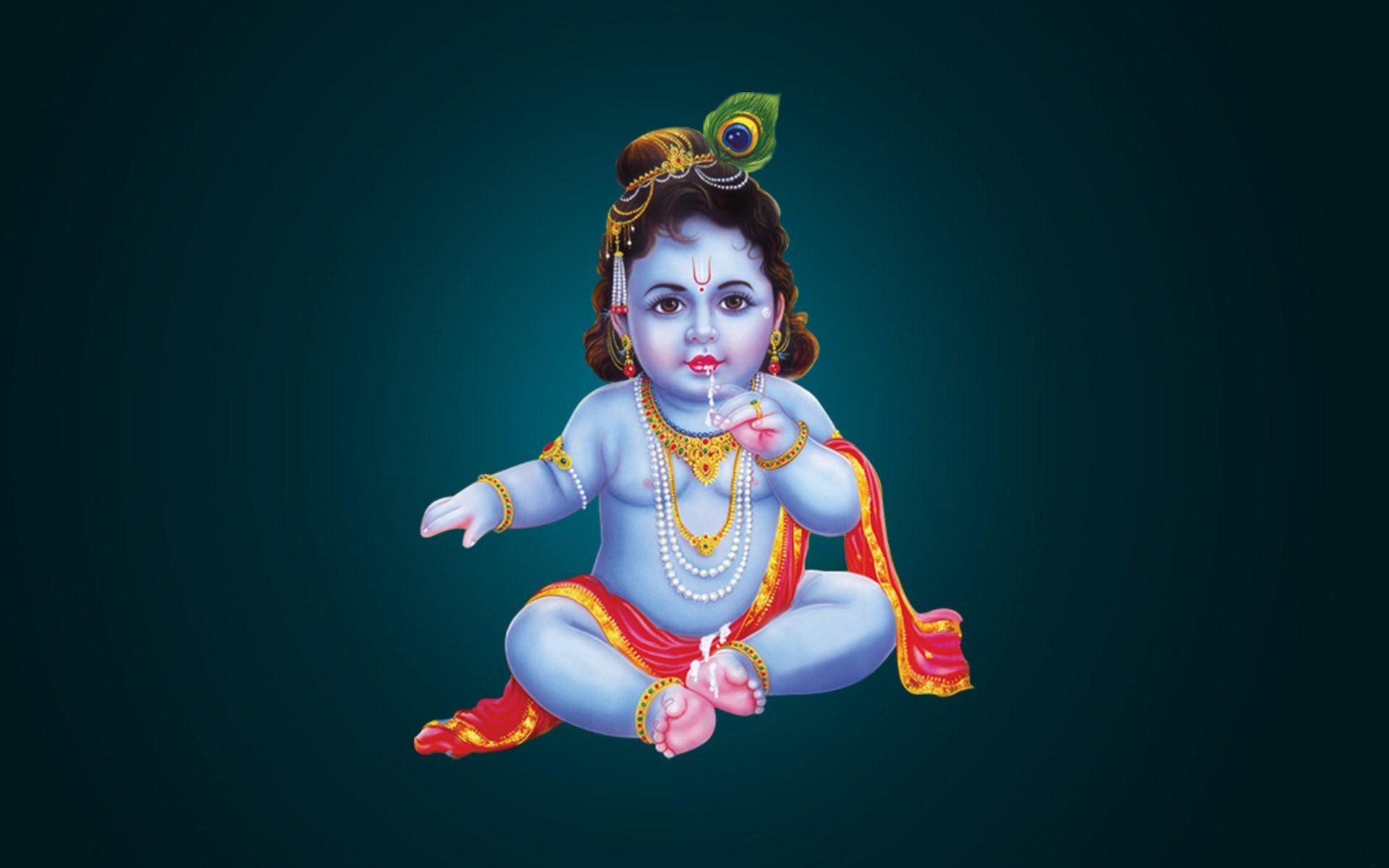 Lord Krishna Images & HD Krishna Photos Free Download