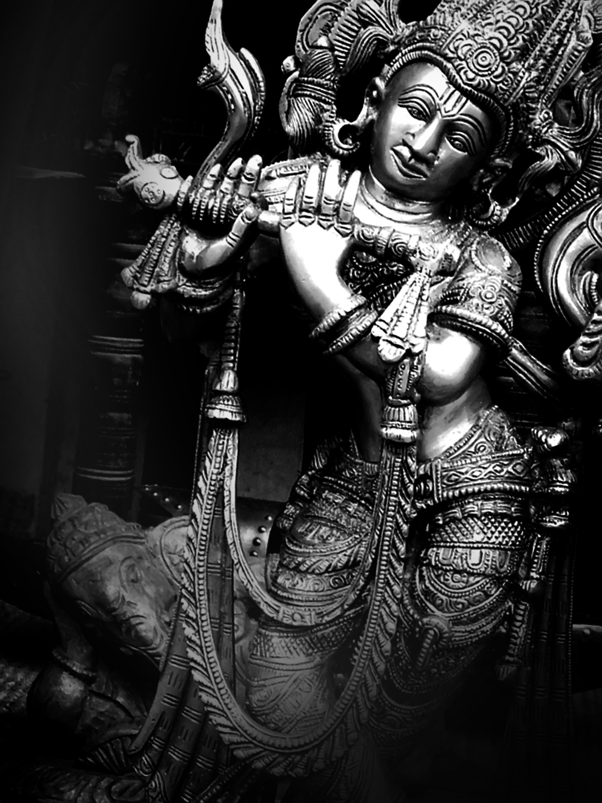 God krishna, Photo, Texture, Wallpaper, White, HQ Photo