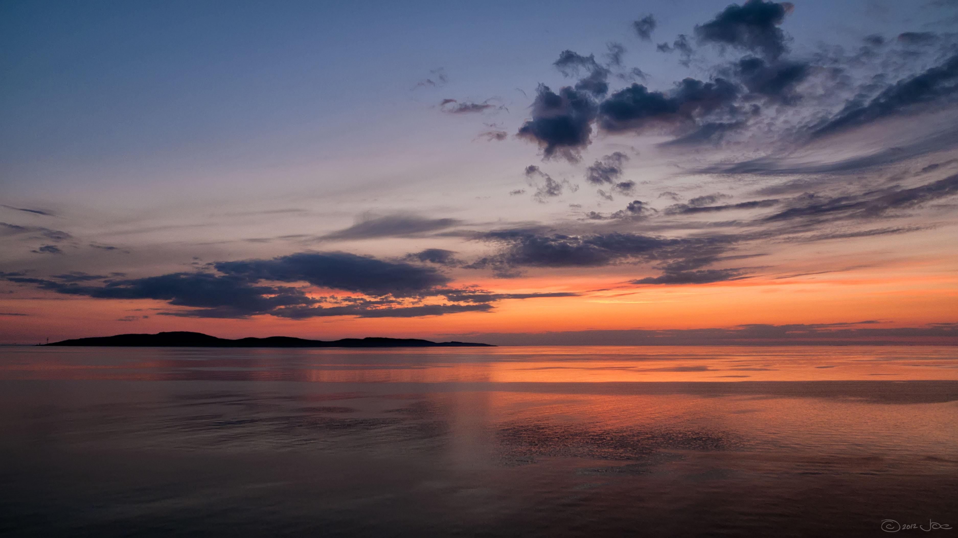 Gogland island, baltic sea photo