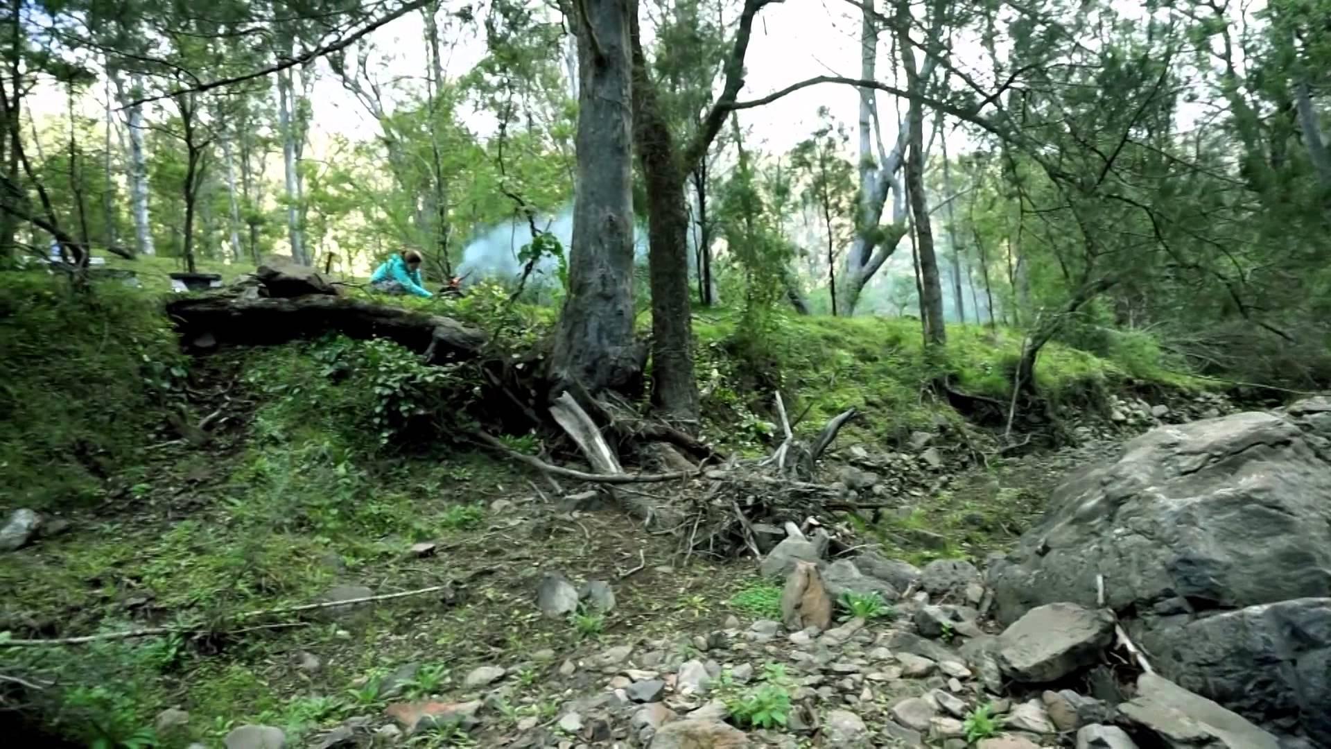 Gordon Country - Banshee Valley camping - YouTube