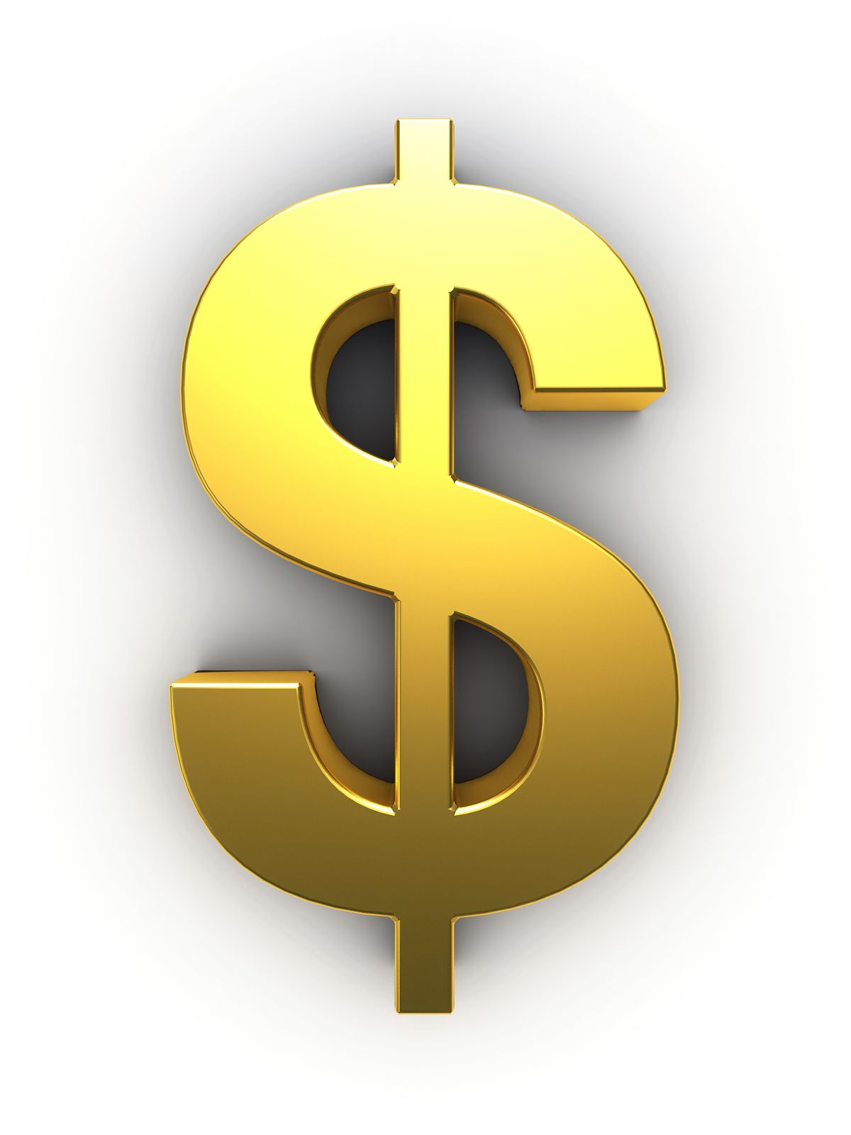 What does the dollar sign($) represent? | AB | Pinterest | Dollar sign