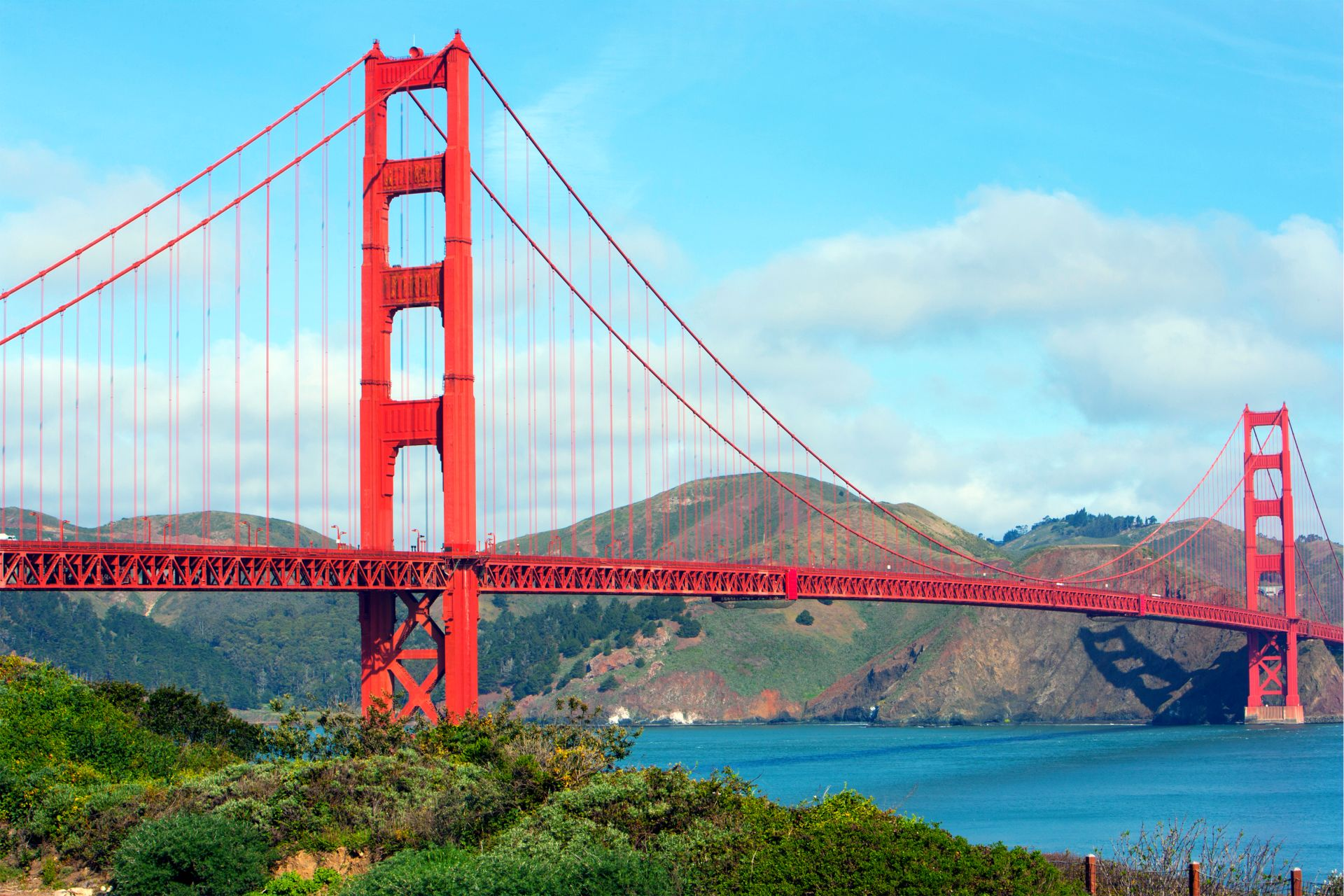 Facts About Golden Gate Bridge | DK Find Out