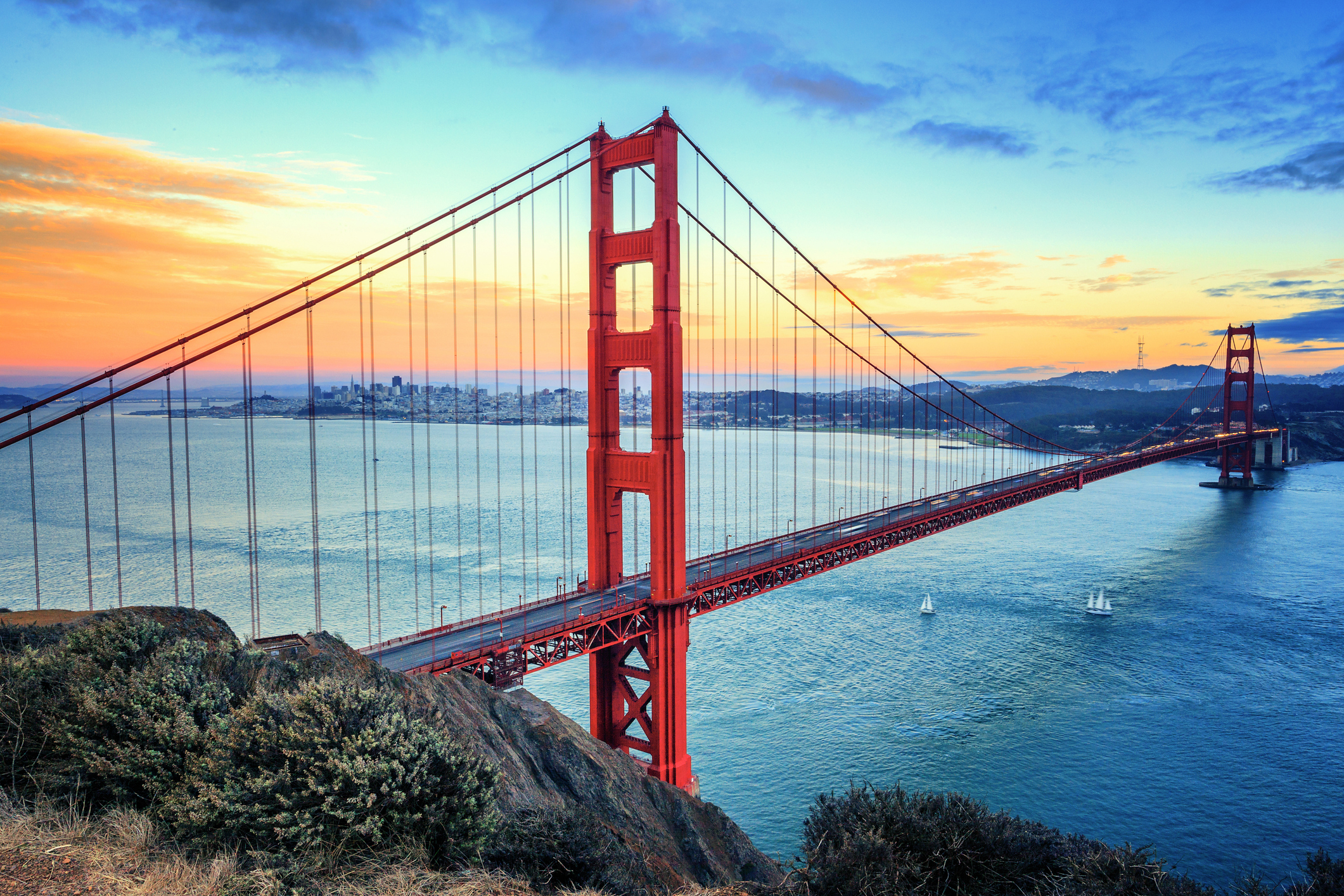 Importance of the Golden Gate Bridge