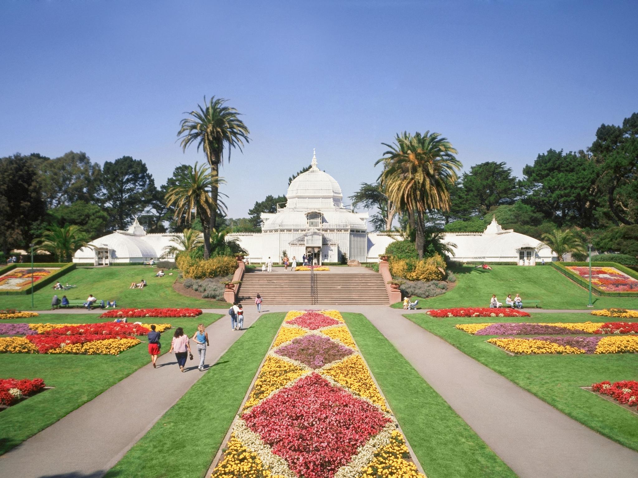 Golden Gate Park San Francisco, California, United States - Condé ...