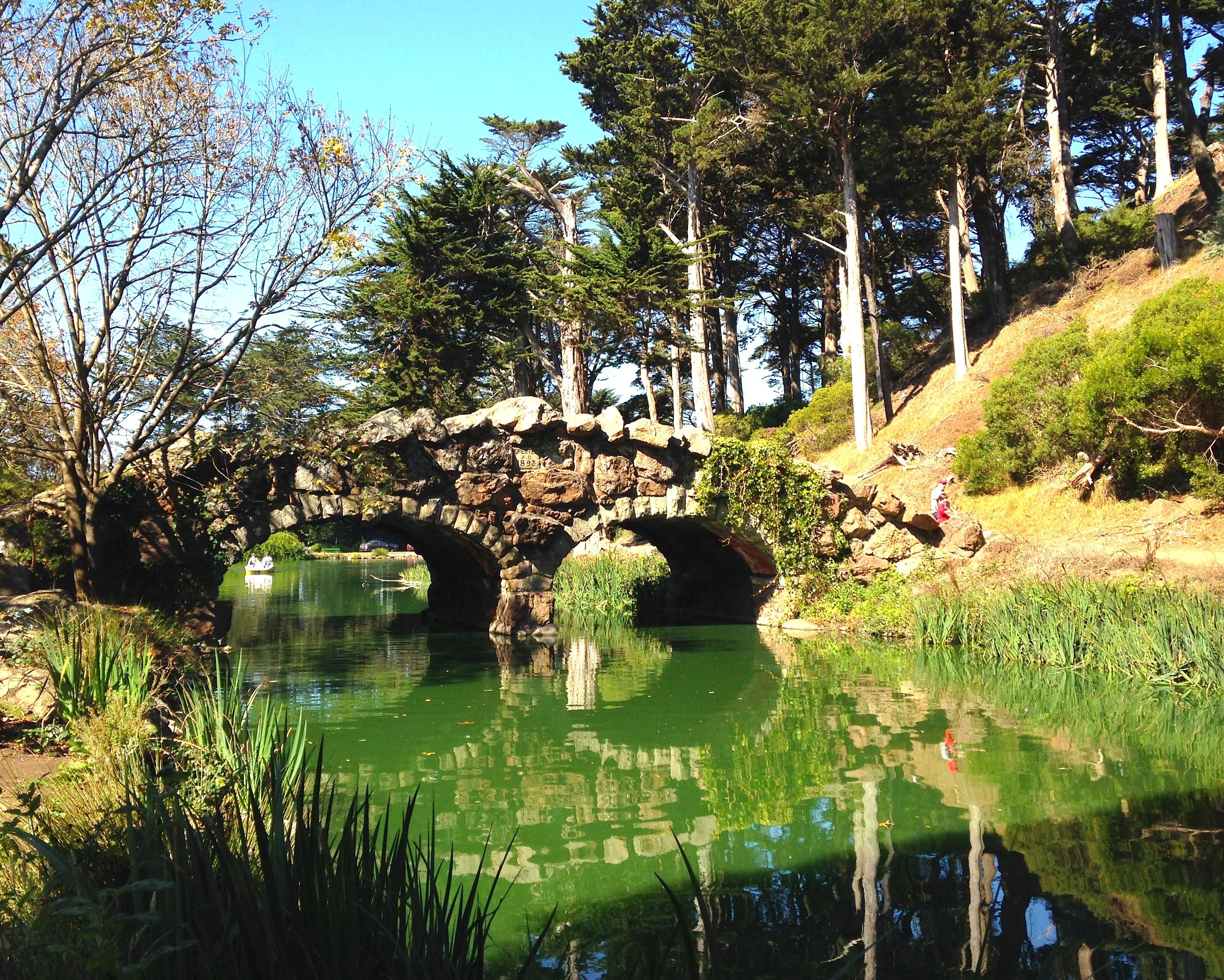 Golden Gate Park Hidden Budget Gem | Urban Backpacker