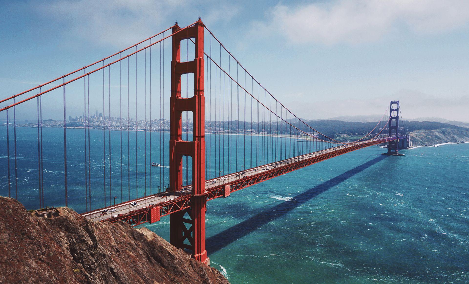 Golden Gate Bridge - modlar.com