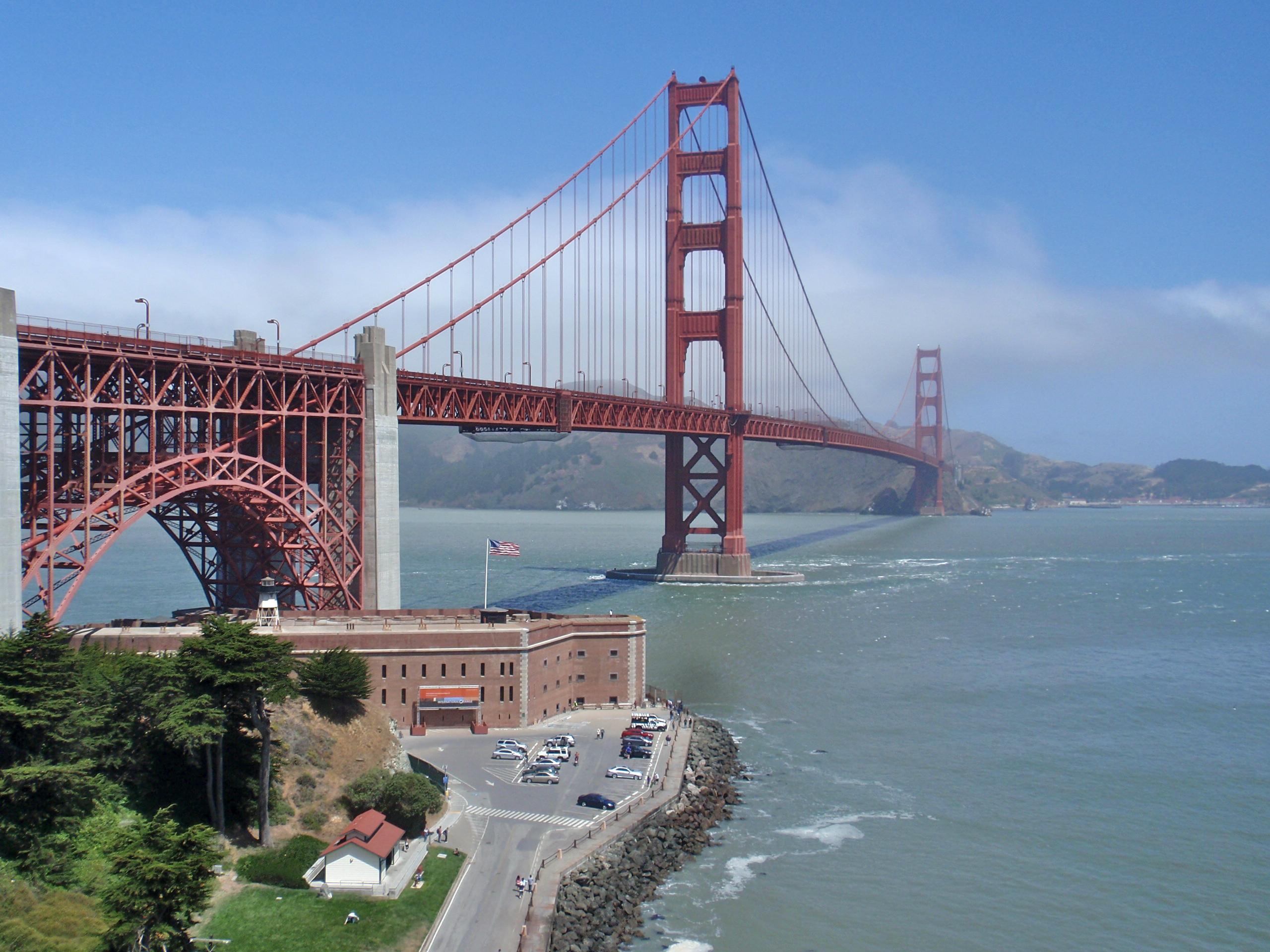 Golden Gate Bridge – Paint Your Landscape