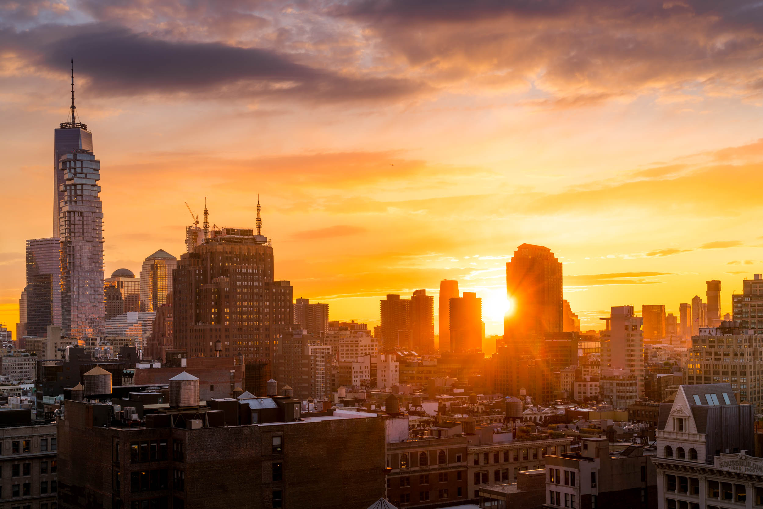 Blog | Golden Hour in NYC