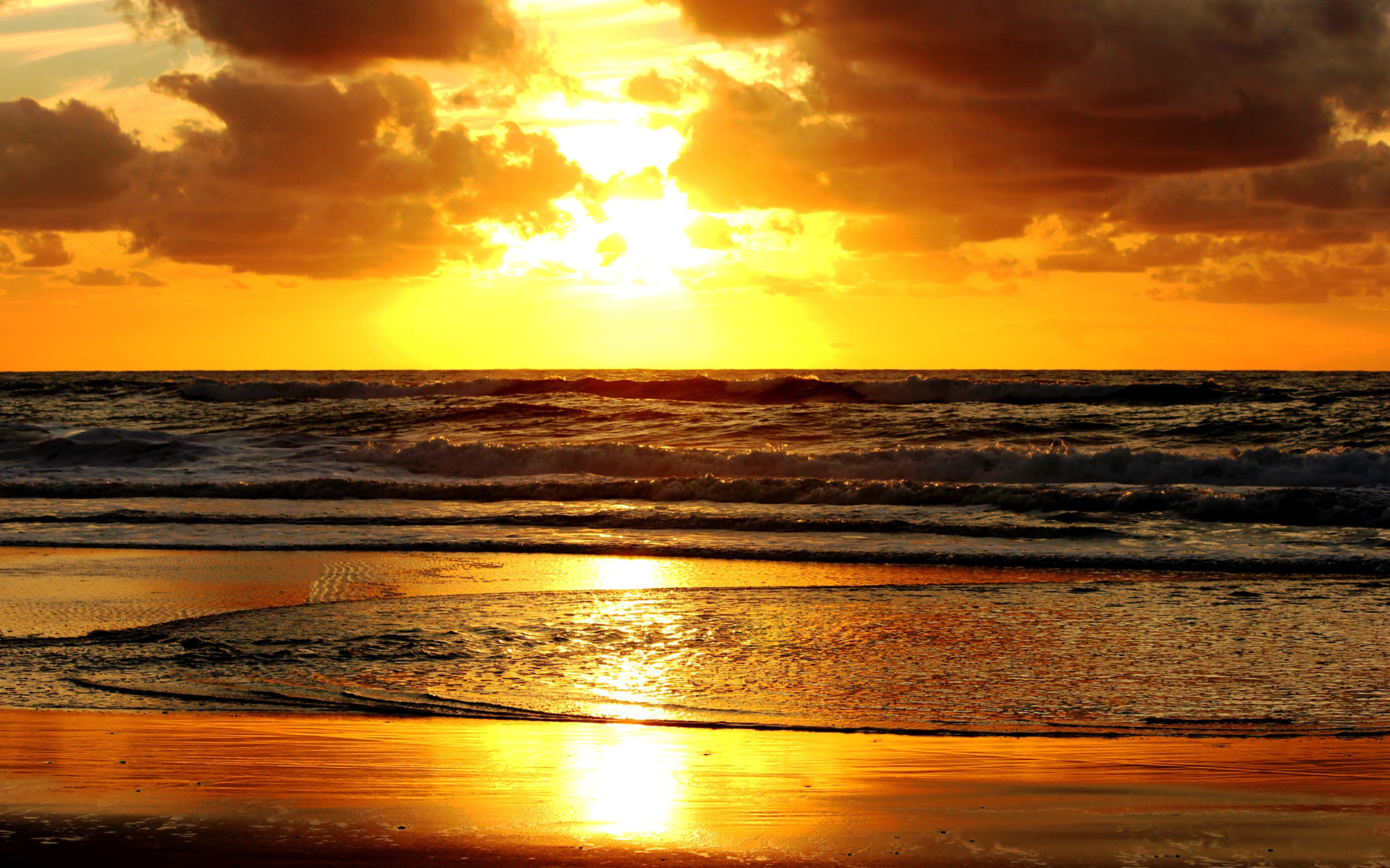 Golden Sunset | 321 Relaxing Music, Images and Videos
