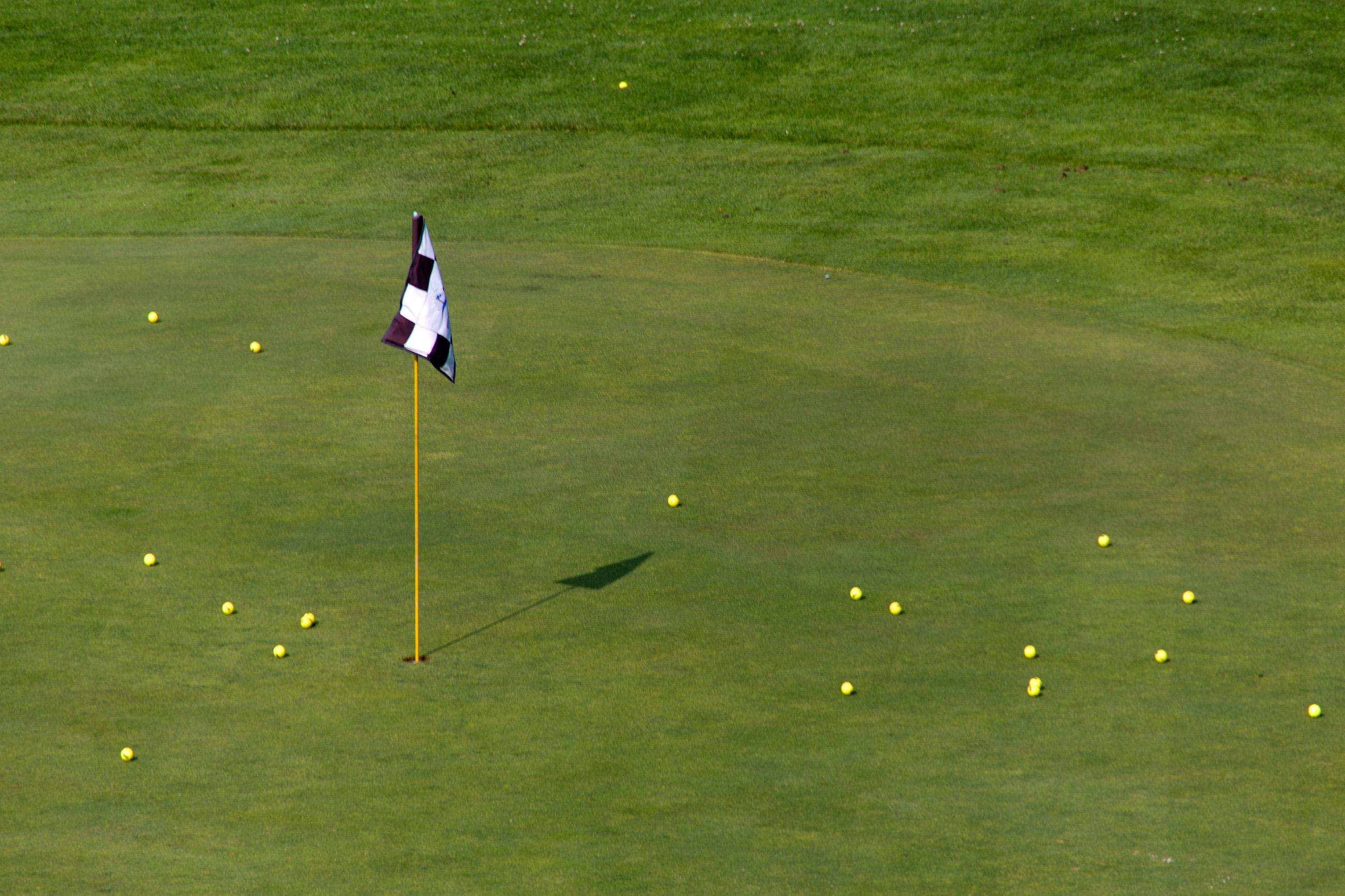 Golf, Rough, Outdoor, Park, Pastime, HQ Photo