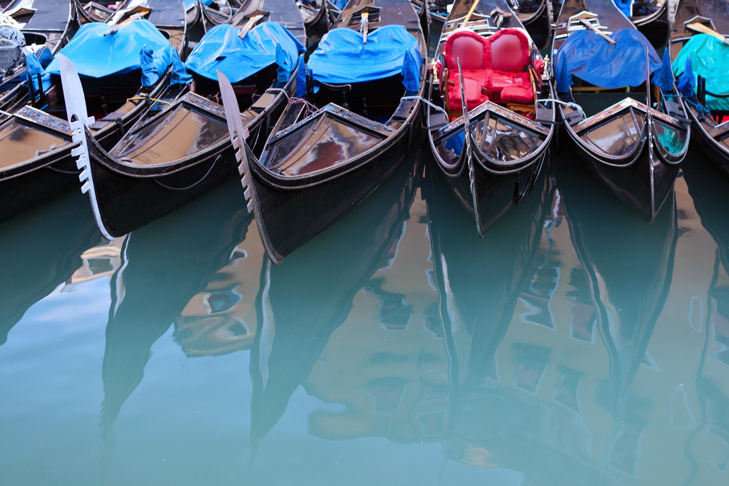 Gondola, Adriatic, Tourism, Landmark, Light, HQ Photo