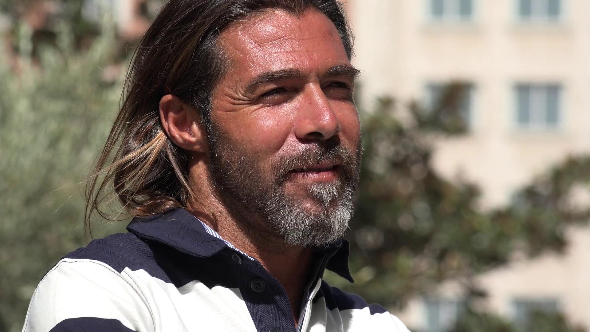 Good Looking Spanish Man Stock Video Footage - Videoblocks