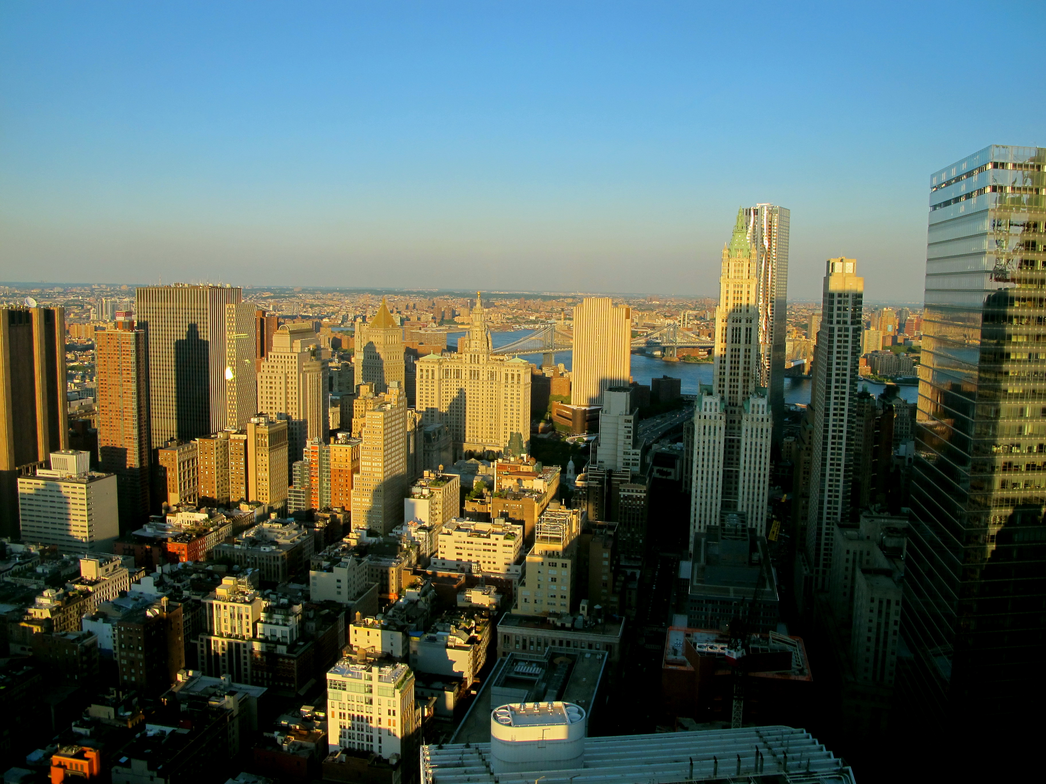Good morning new york city photo
