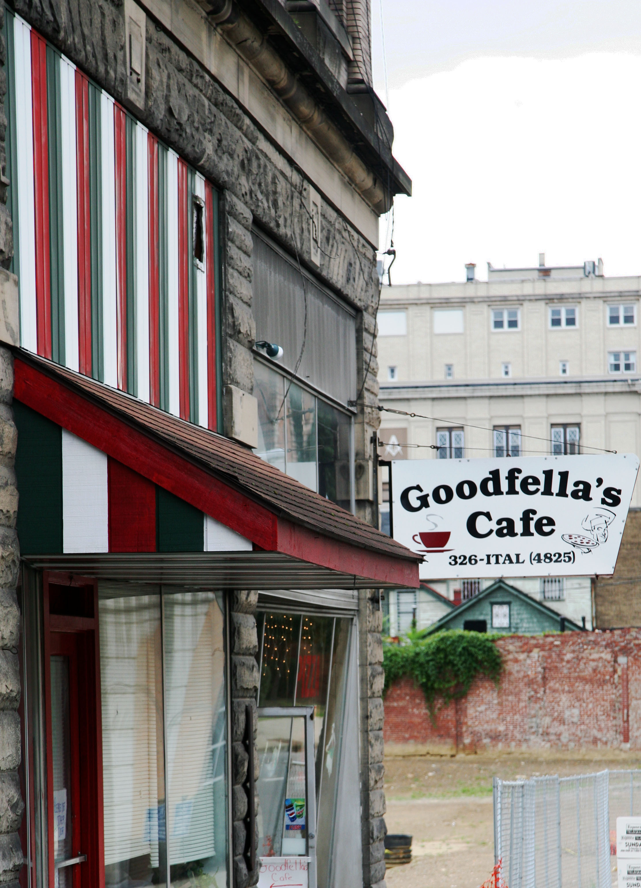 Goodfellows Cage, Bspo06, Building, Cafe, Restaurant, HQ Photo
