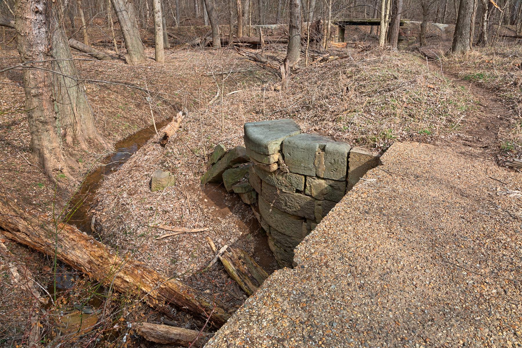 Goose creek pass - hdr photo